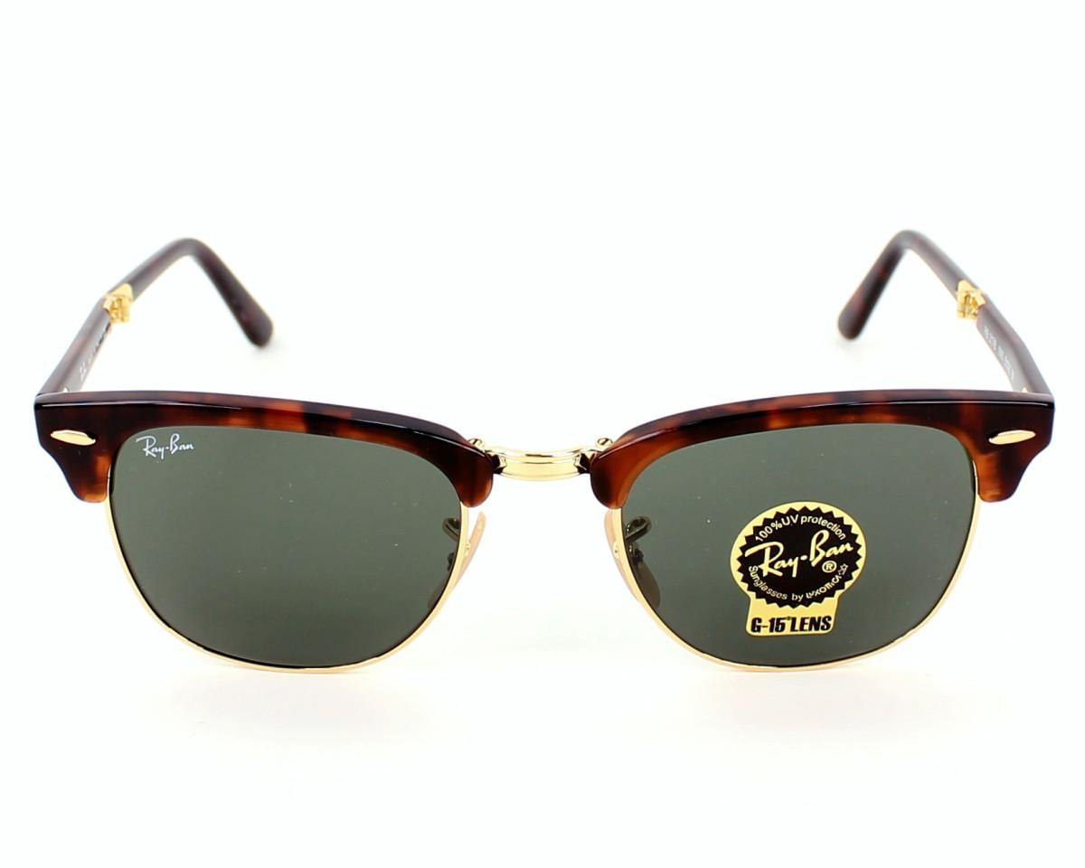 ecfbf08f5ad Sunglasses Ray-Ban RB-2176 990 51-21 Havana Gold side view