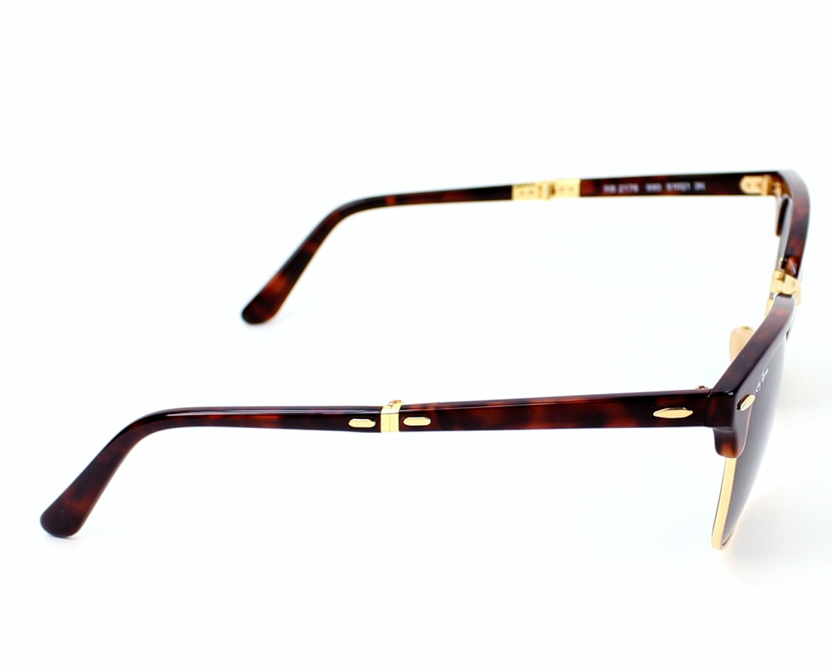 a227b5a1305 Sunglasses Ray-Ban RB-2176 990 51-21 Havana Gold other view