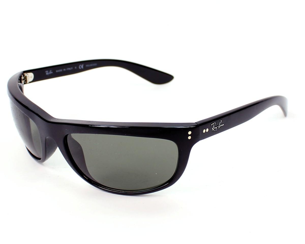 18c2cf92c1 thumbnail Sunglasses Ray-Ban RB-4089 601 58 - Black profile view
