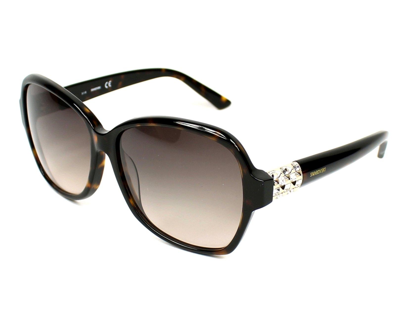 swarovski sunglasses eleven sw88 52f 60 visionet