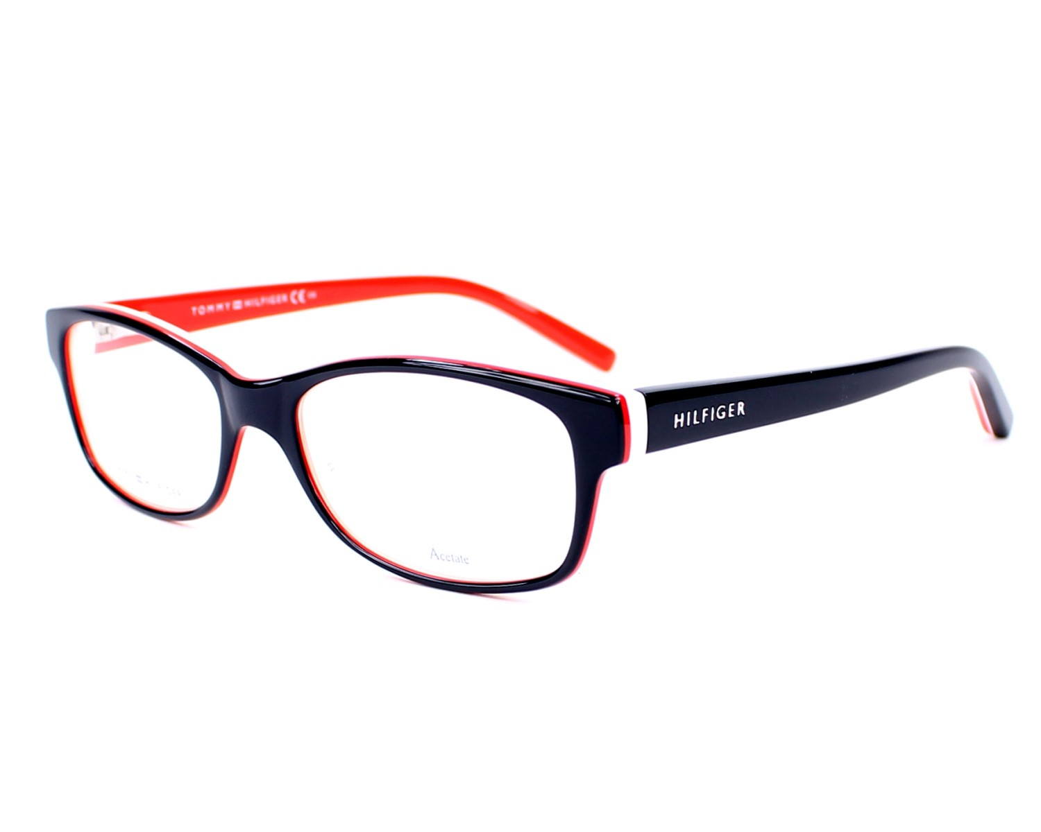 order your tommy hilfiger eyeglasses th 1018 unn 52 today. Black Bedroom Furniture Sets. Home Design Ideas