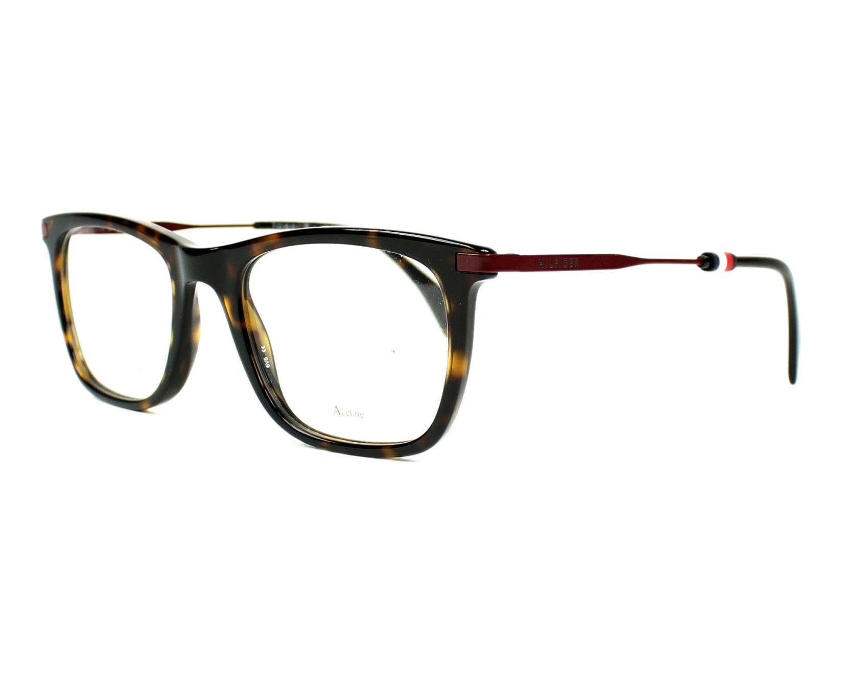 eyeglasses Tommy Hilfiger TH-1472 086 51-20 Havana profile view