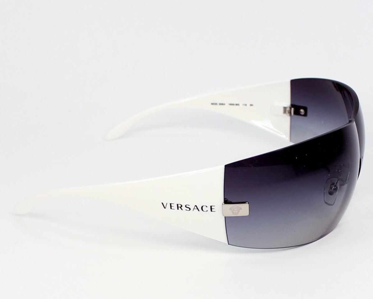 053e4d0a6e9 Sunglasses Versace VE-2054 1000 8G 141- White side view