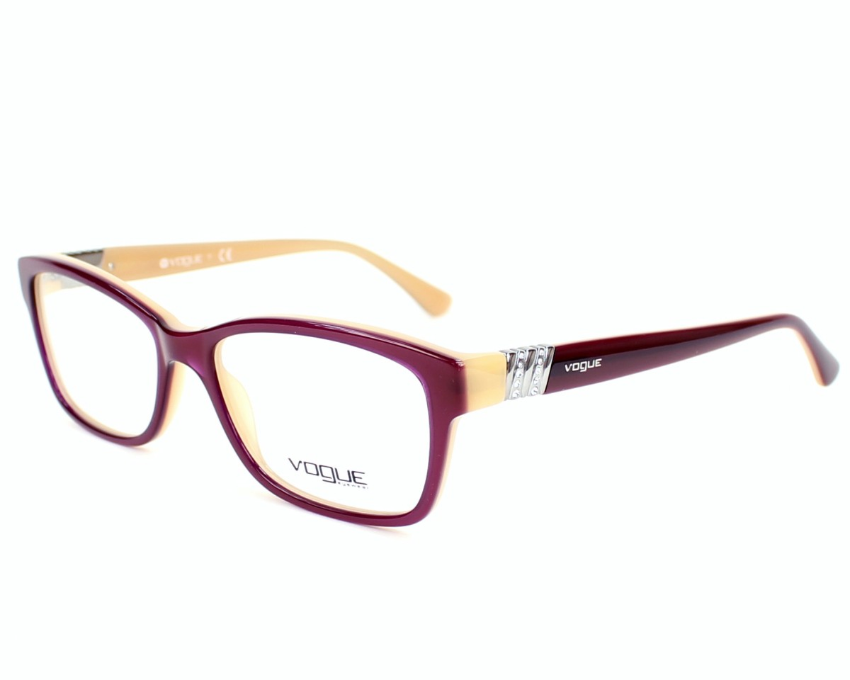 Eyeglass Frames Vogue : Order your Vogue eyeglasses VO2765B 1984 53 today