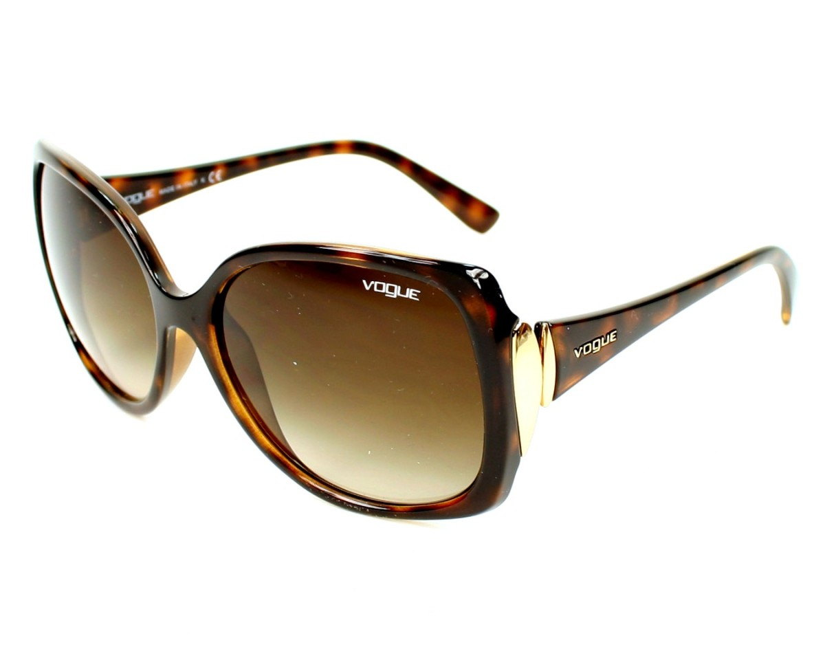 Vogue Sunglasses Havana with Brown Lenses VO-2695-S W65613 ...