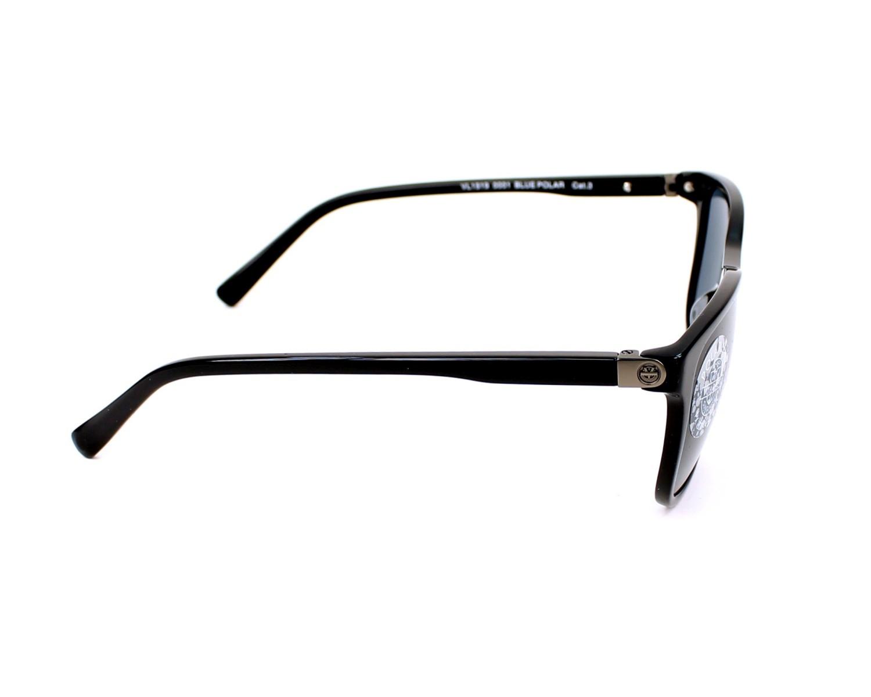 56e8da91c5 Sunglasses Vuarnet VL-1519 0001 54-19 Black side view