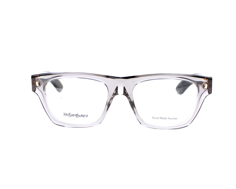 eyeglasses Yves Saint Laurent YSL-2313 950 52-18 Grey Black front view