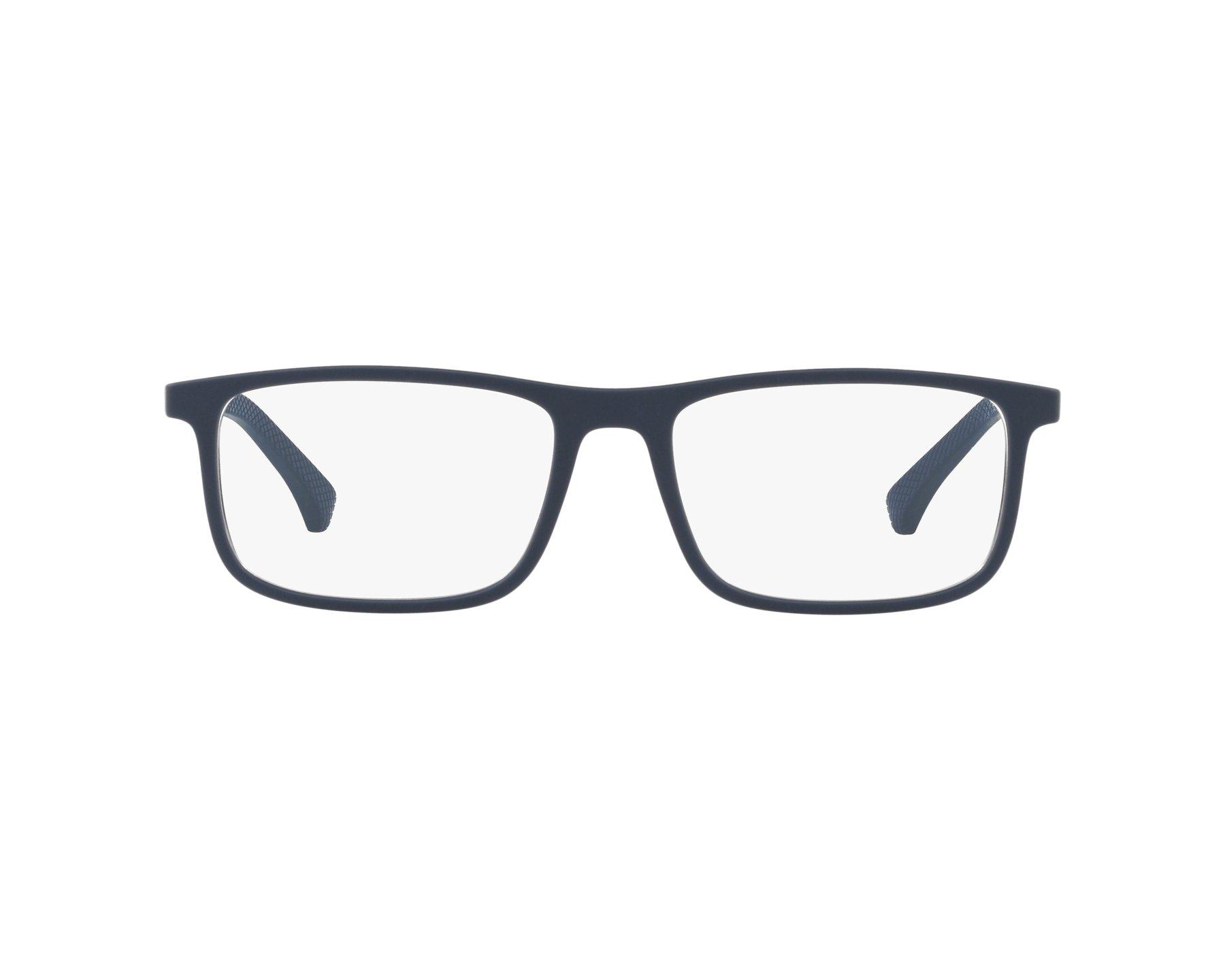 Emporio Armani Eyeglasses EA-3125 5474 Blue | visio-net.com