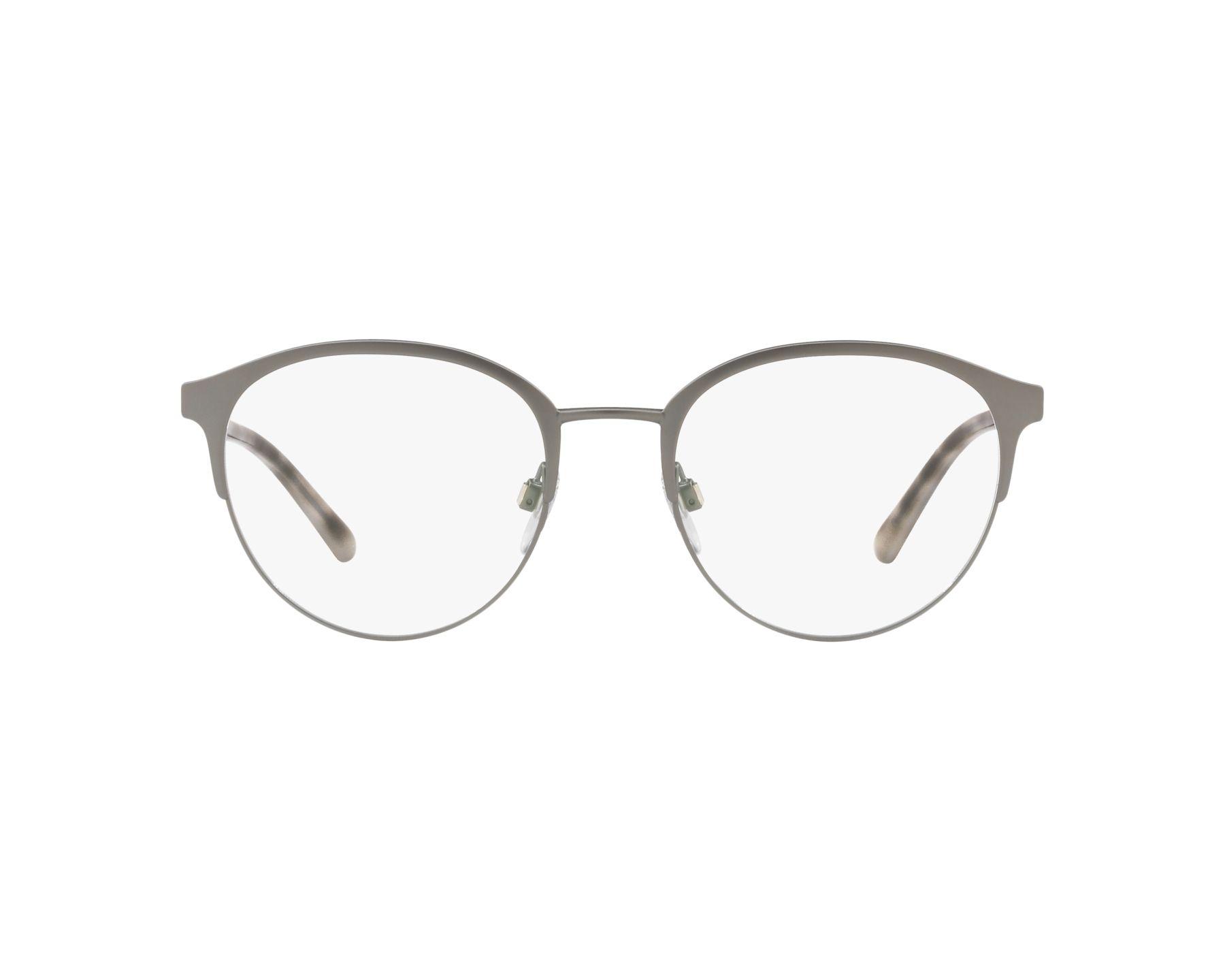 eyeglasses Burberry BE-1318 1014 51-19 Gun Grey 360 degree view 1