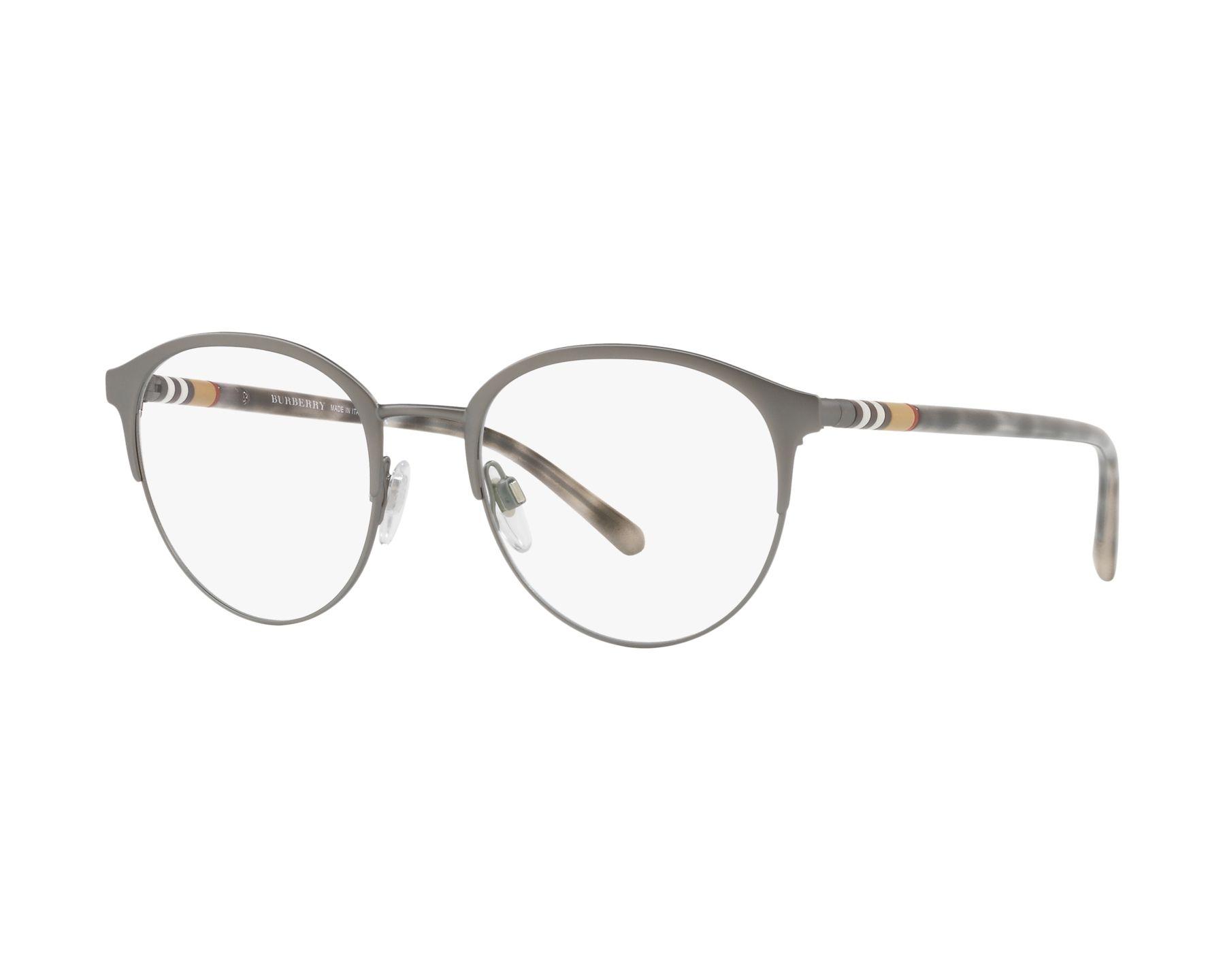 eyeglasses Burberry BE-1318 1014 51-19 Gun Grey