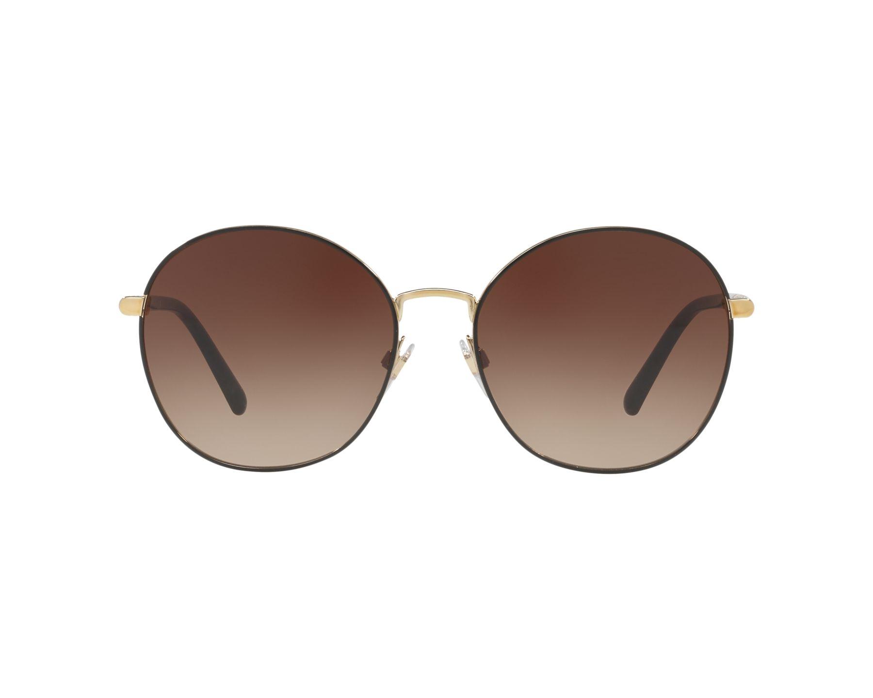 66d0cbf9ccc Sunglasses Burberry BE-3094 114513 56-17 Black Gold 360 degree view 1