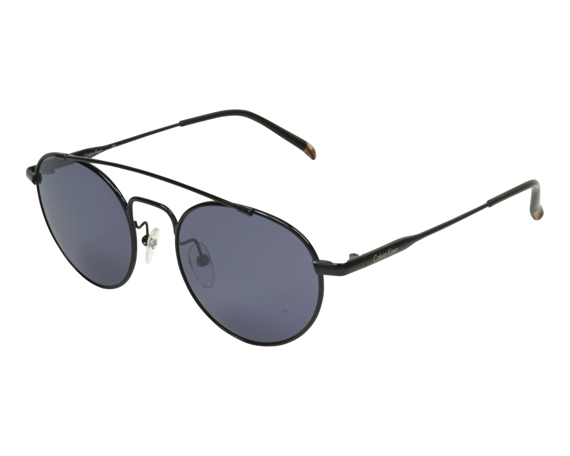 Sunglasses Calvin Klein CK-2148-S 001 51-19 Black profile view