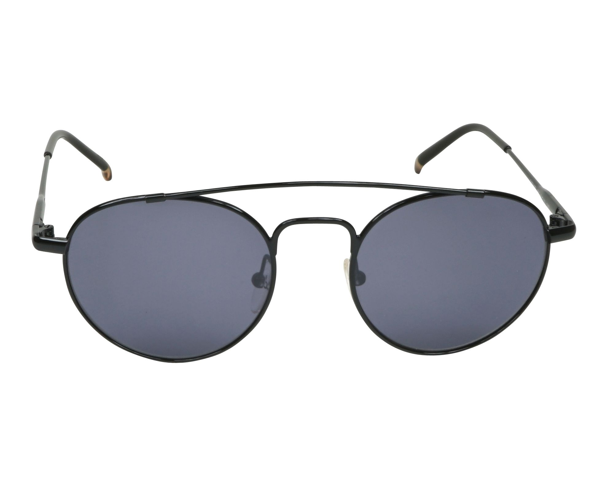 Sunglasses Calvin Klein CK-2148-S 001 51-19 Black front view