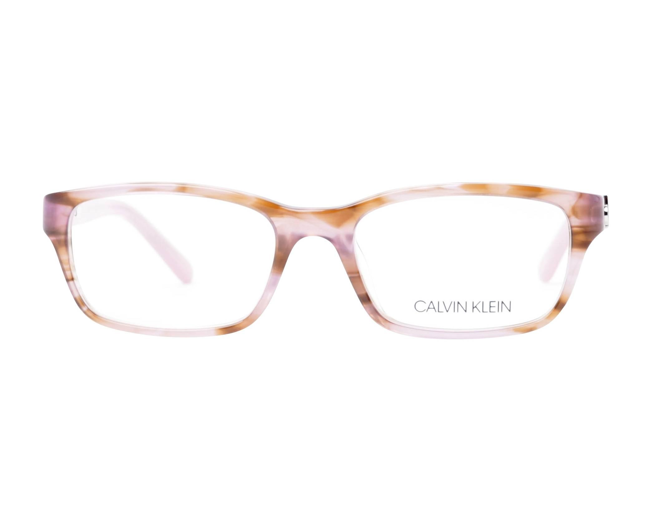 969b27f7f7 eyeglasses Calvin Klein CK-5691 608 50-17 Grey Violet front view