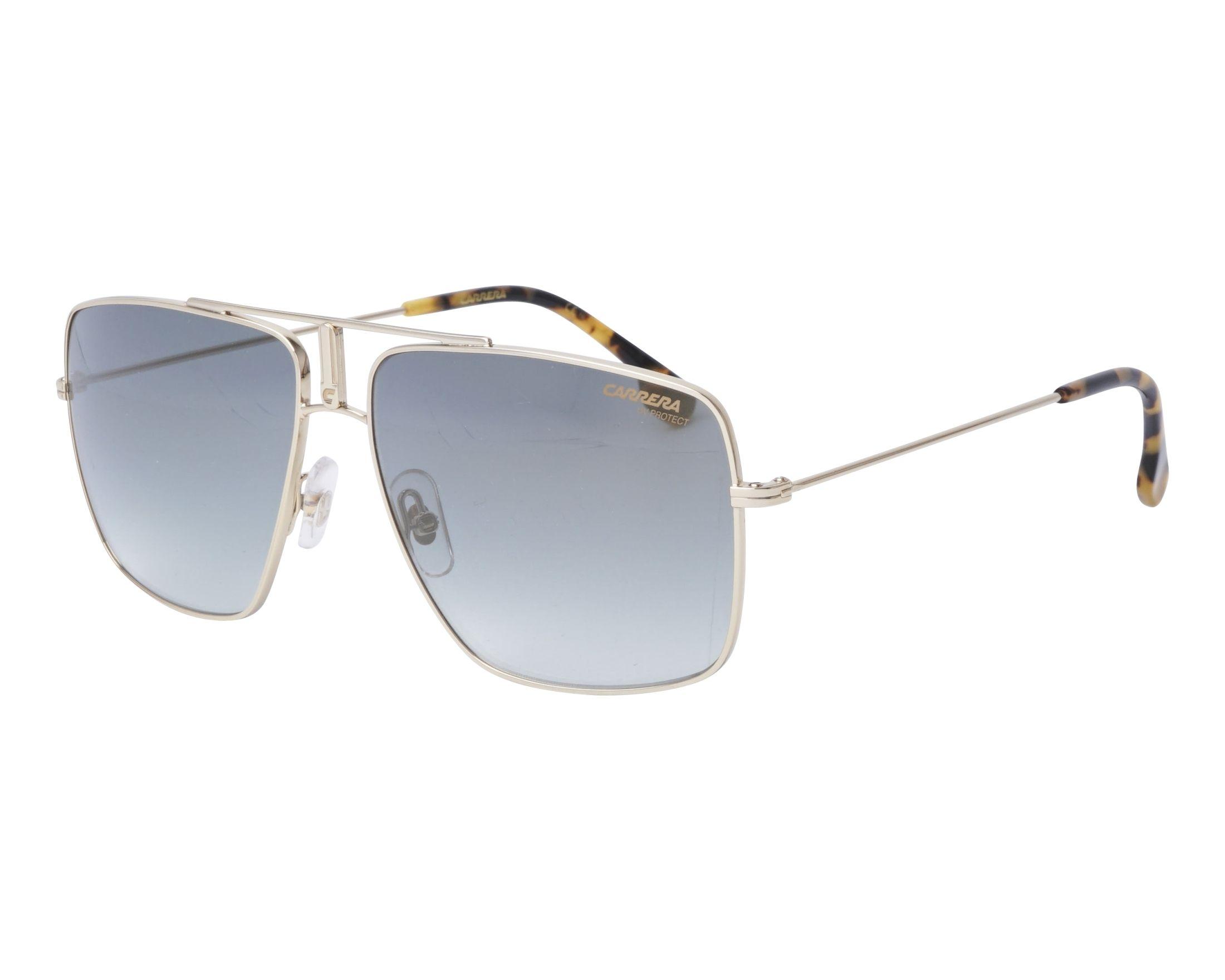 73ab2035ff11aa Sunglasses Carrera 1006-S 06JEZ 60-14 Gold Havana profile view