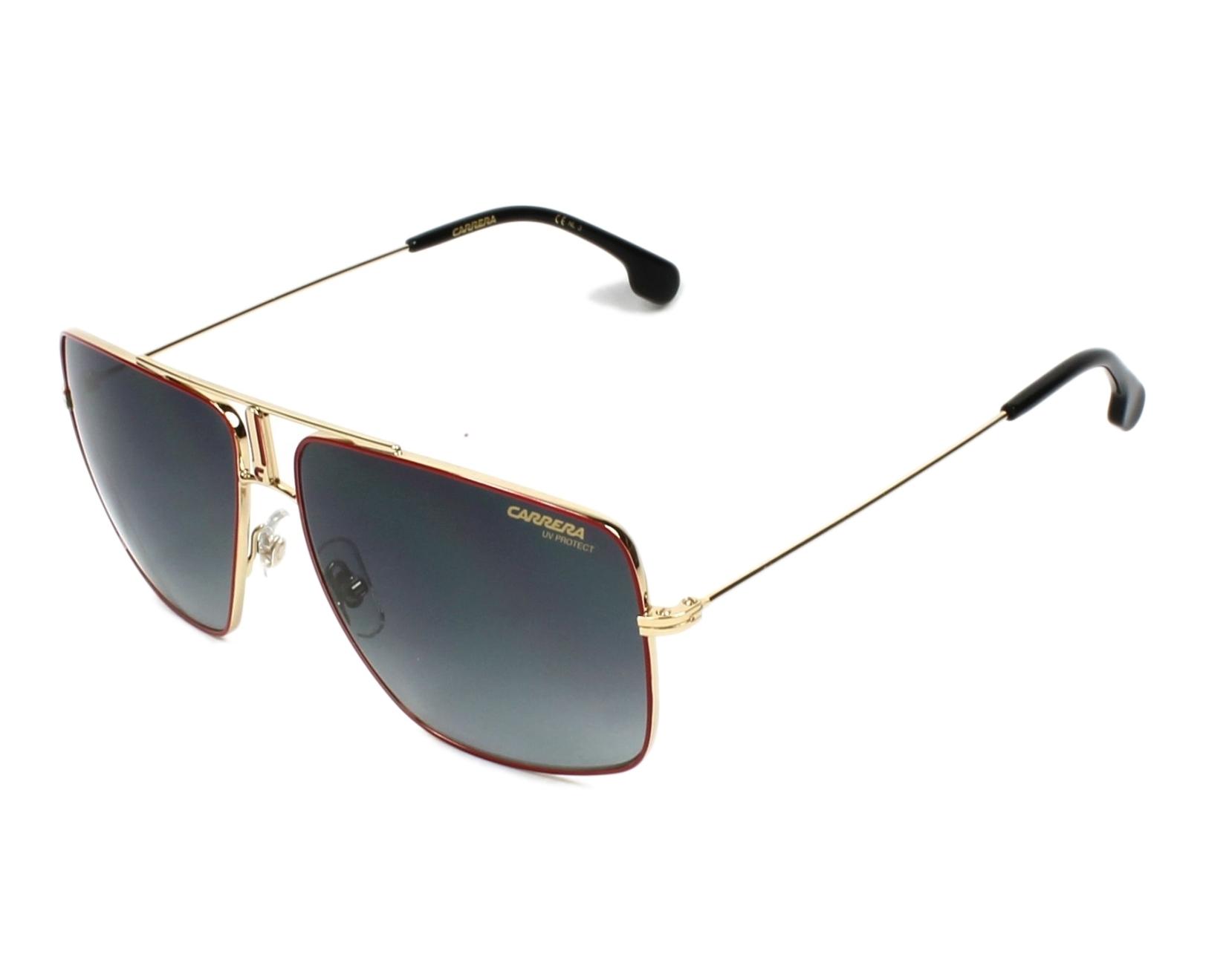 f1cd5f92bd7668 Sunglasses Carrera 1006-S AU2 90 - Red Gold profile view