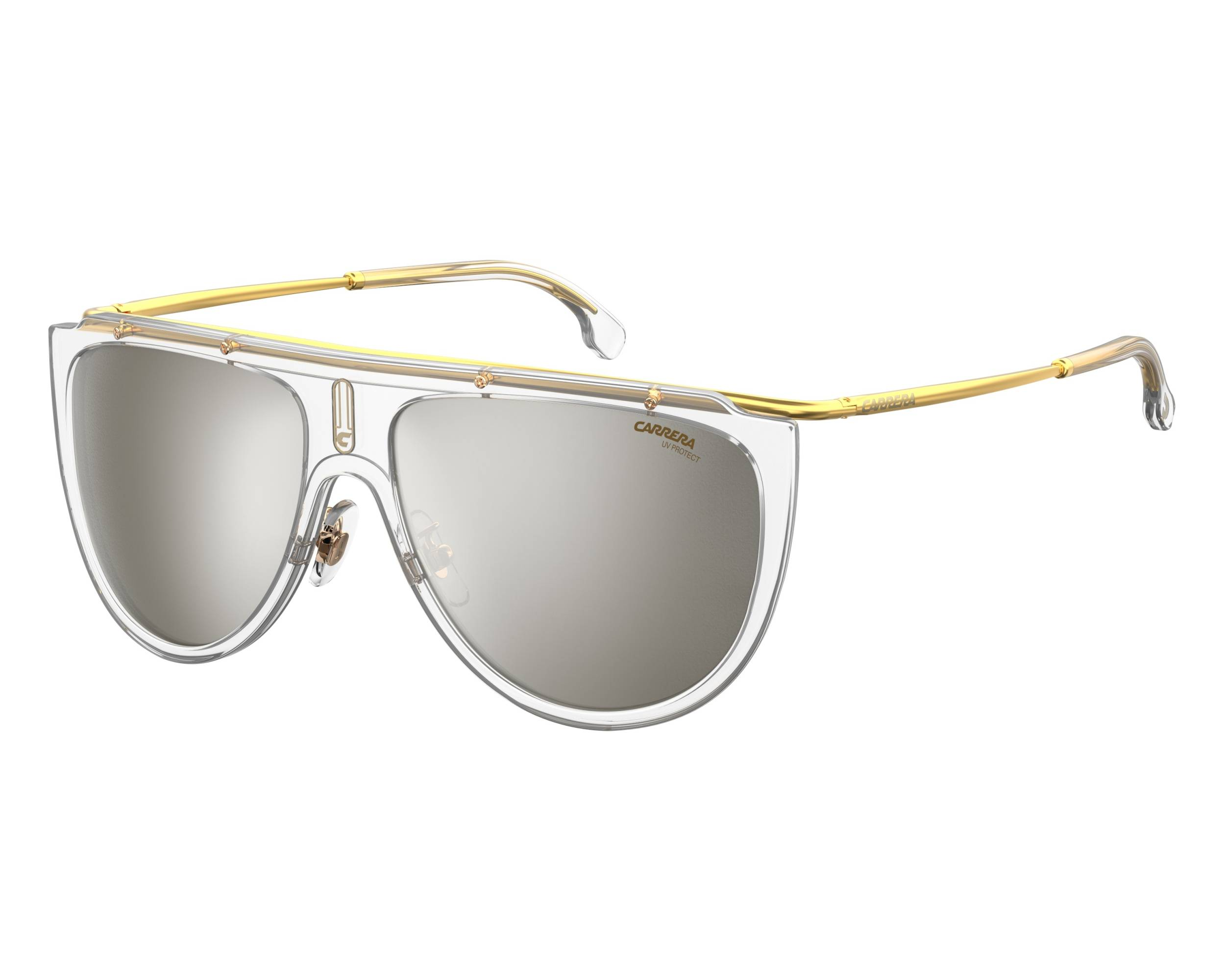 0eabec6836d7 Sunglasses Carrera 1023-S 900T4 - Crystal Gold profile view