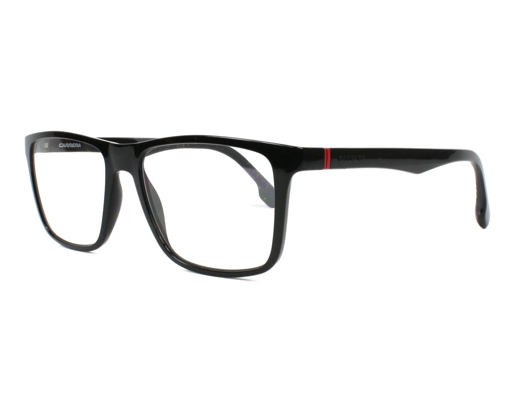 Carrera Eyeglasses Black 4009-CS 807 - Visionet US