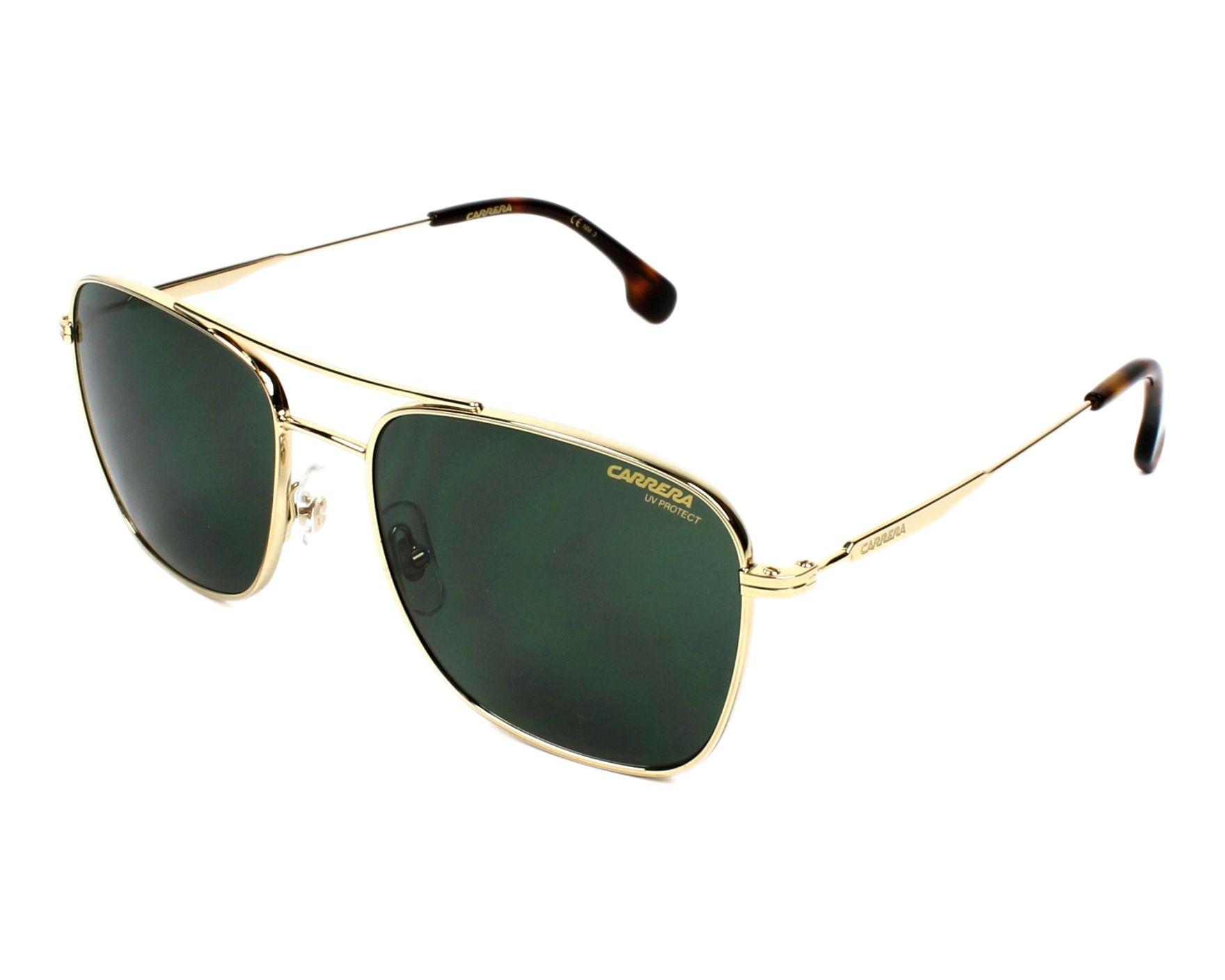 Carrera 130/S J5G/QT 58 gold / green E8Se9frQbl