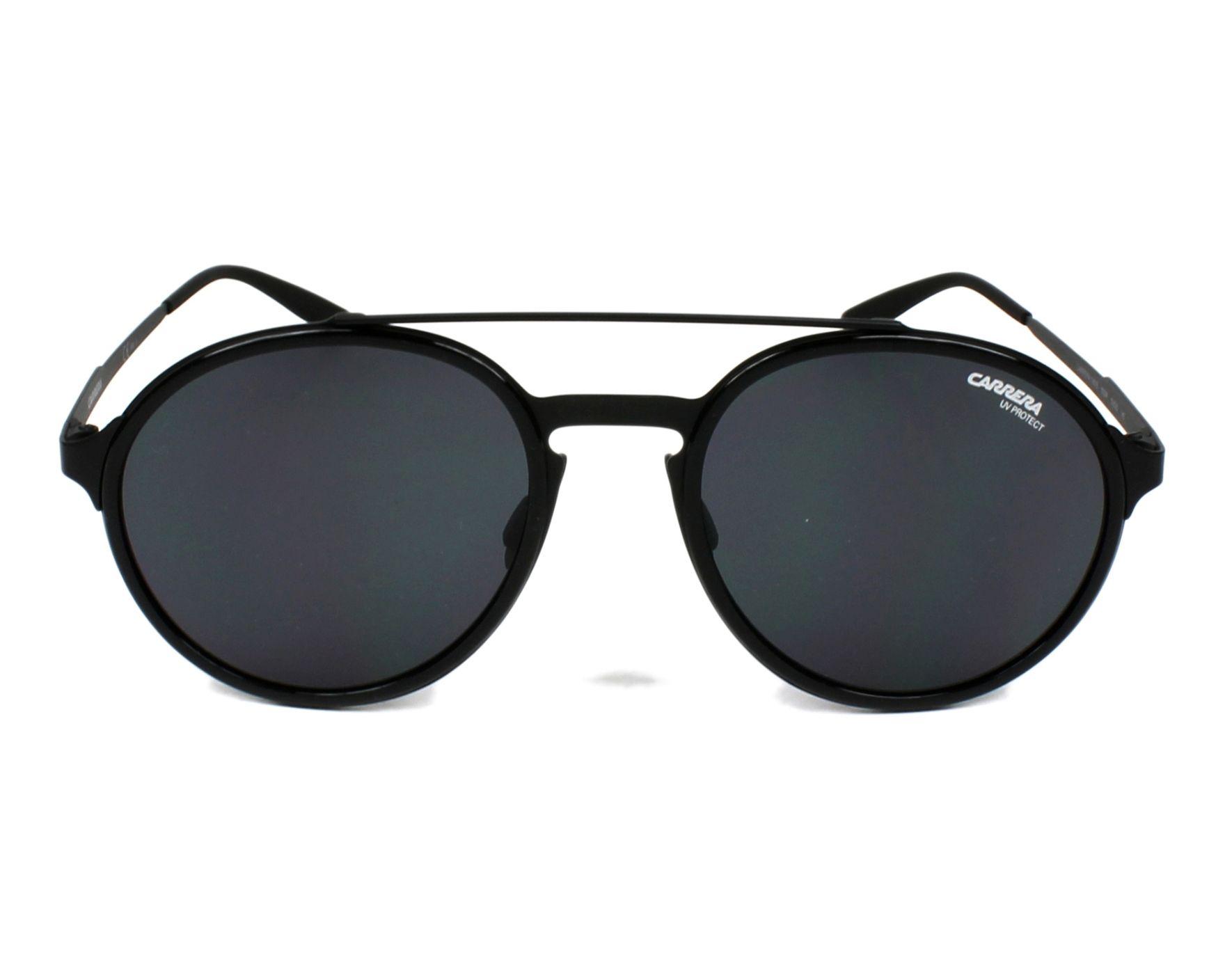 eb9dded5bcc Sunglasses Carrera CARRERA-140-S 003 IR 53-20 Black Black front