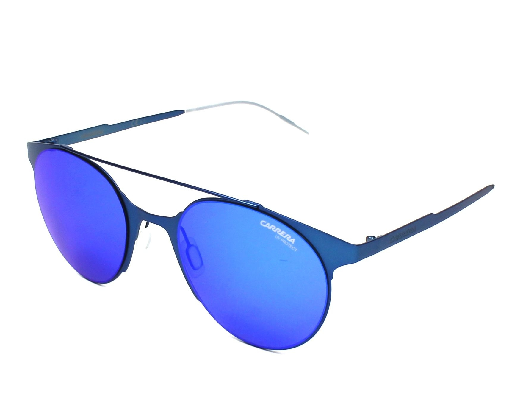 2ebb3a5b38 Sunglasses Carrera Carrera-115-S 1O9 Z0 50-21 Blue profile view