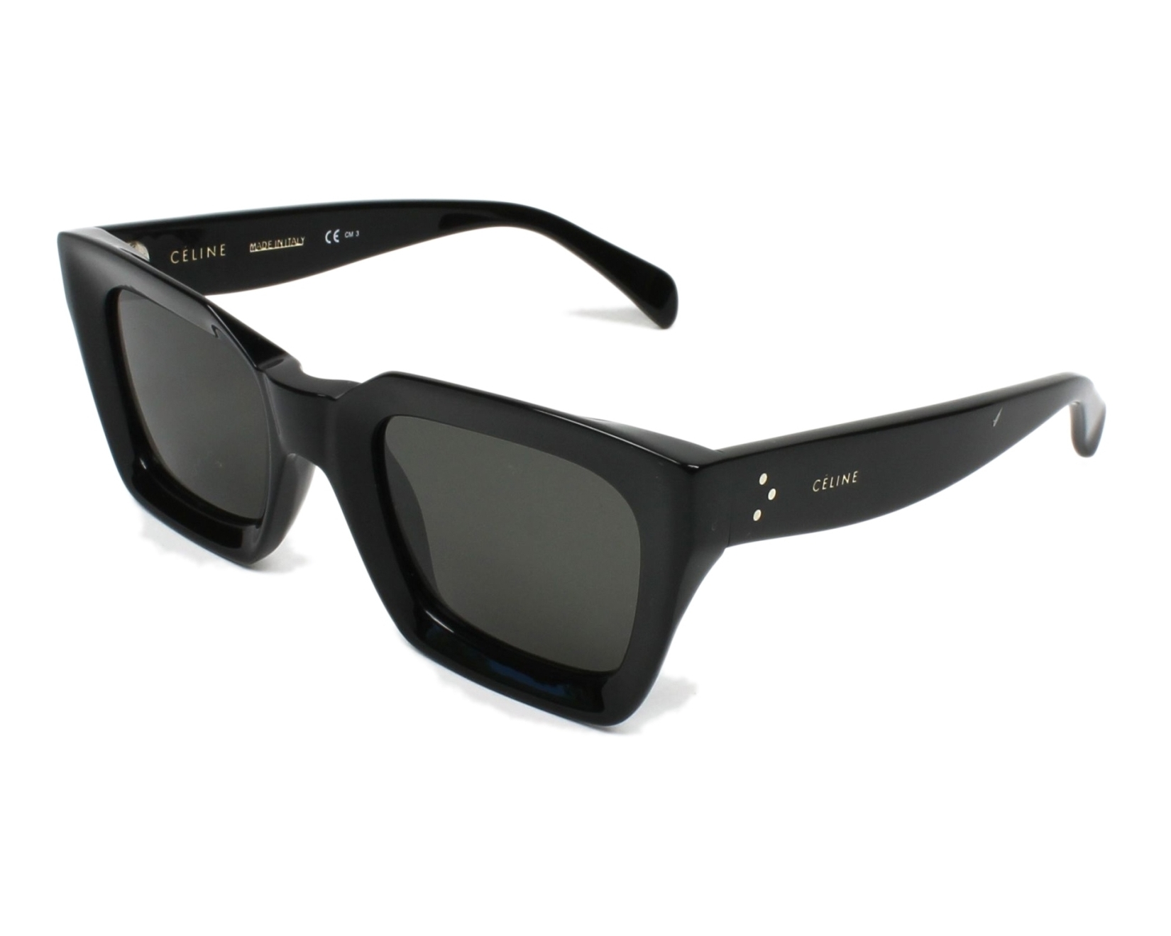 C 233 Line Sunglasses Cl 41450 807 70 Black Visio Net Com