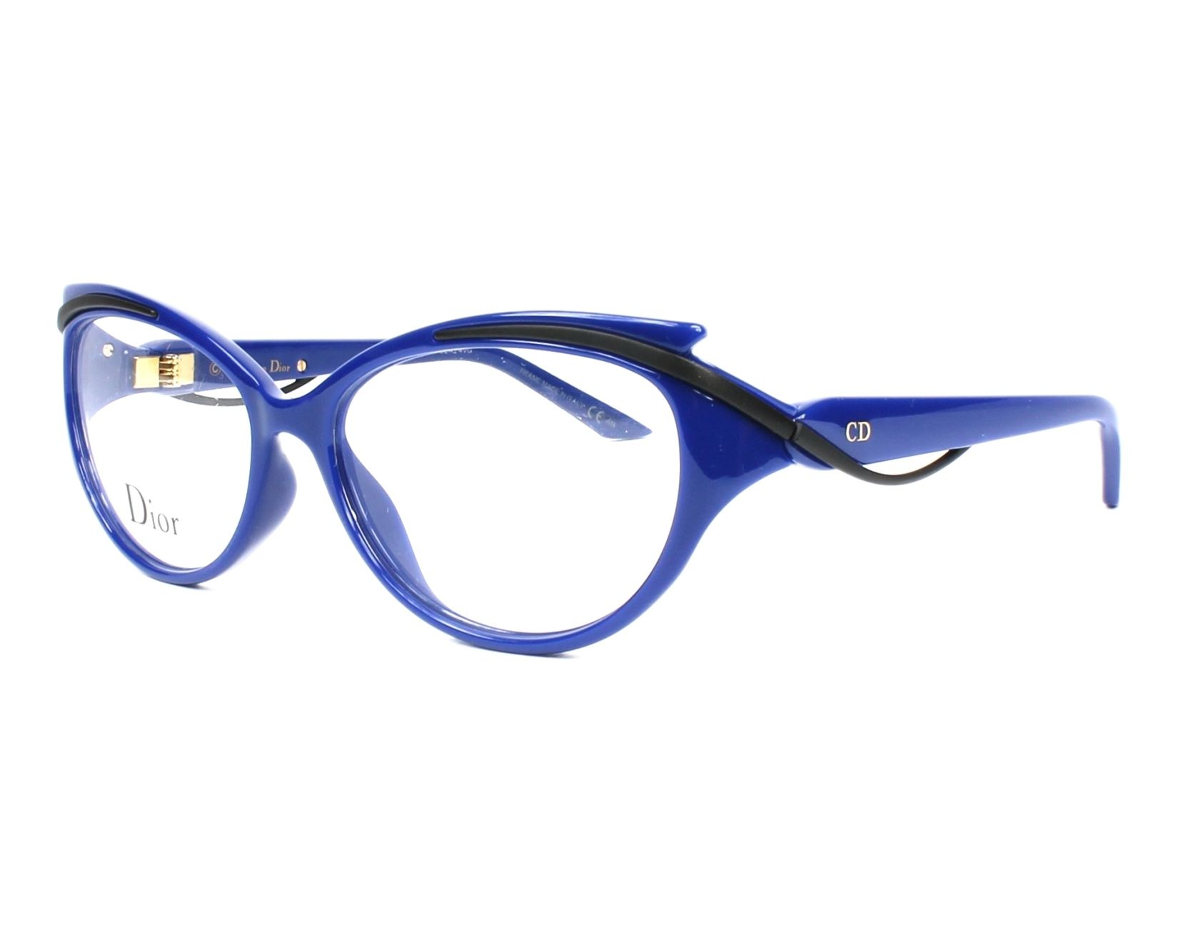 661485a467c Christian Dior Eyeglasses Blue CD-3278 90D - Visionet US