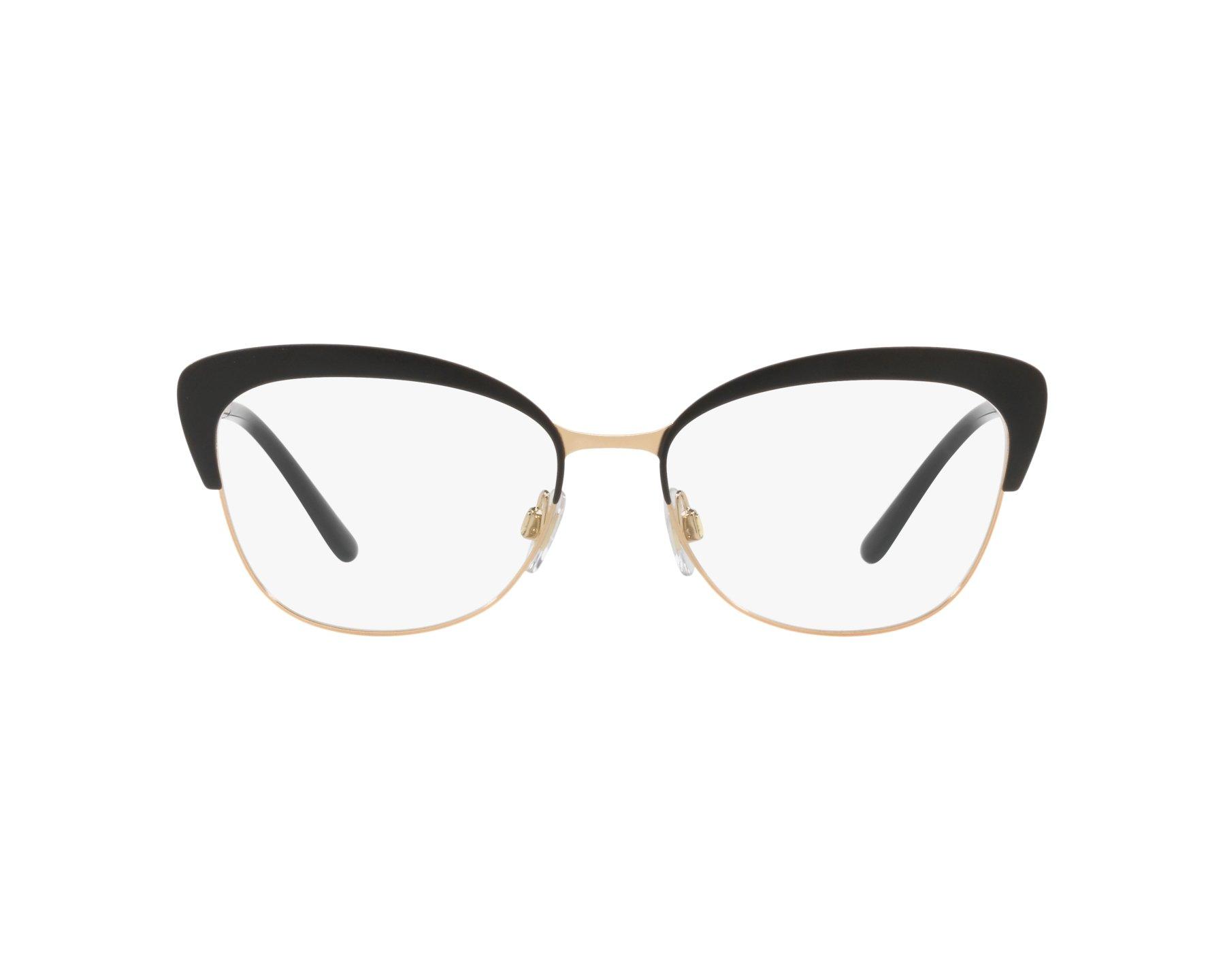 Dolce & Gabbana Eyeglasses Black DG-1298 01 - Visionet US
