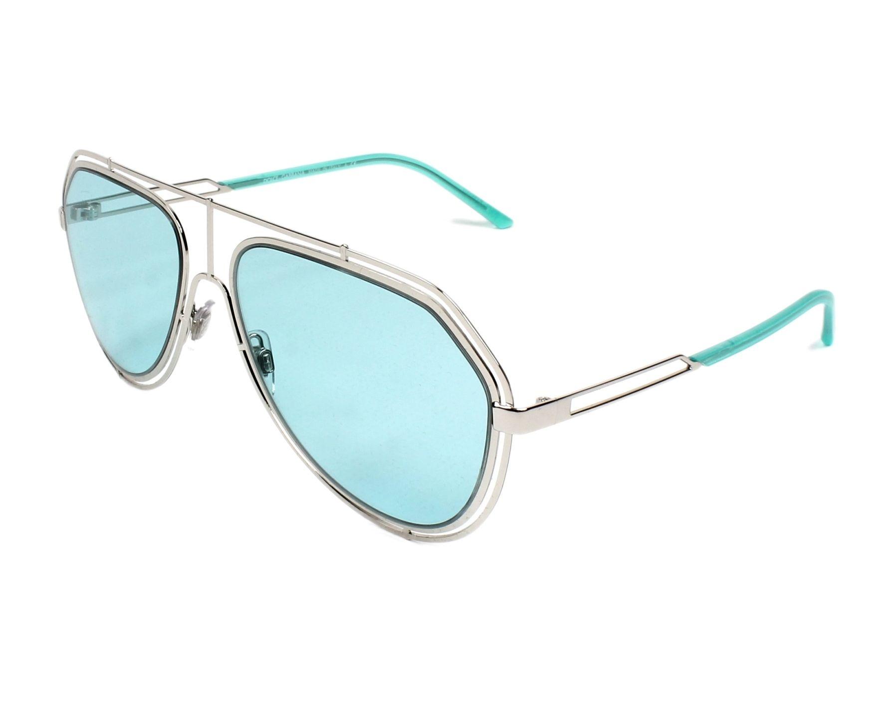Sunglasses Dolce & Gabbana DG-2176 05/65 59-15 Silver profile view