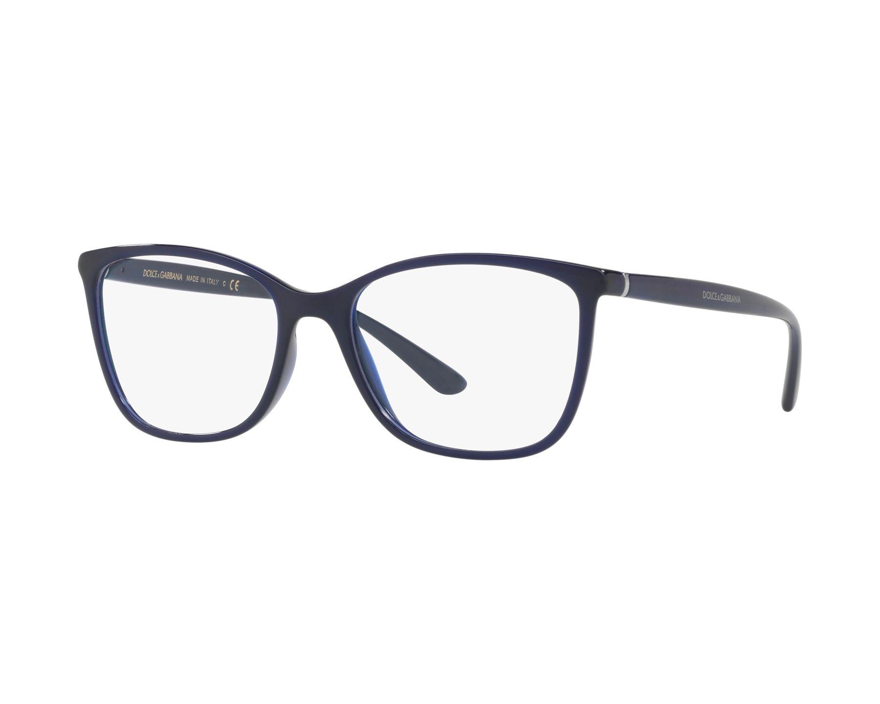 92bc907b4f8 eyeglasses Dolce   Gabbana DG-5026 3094 54-17 Blue