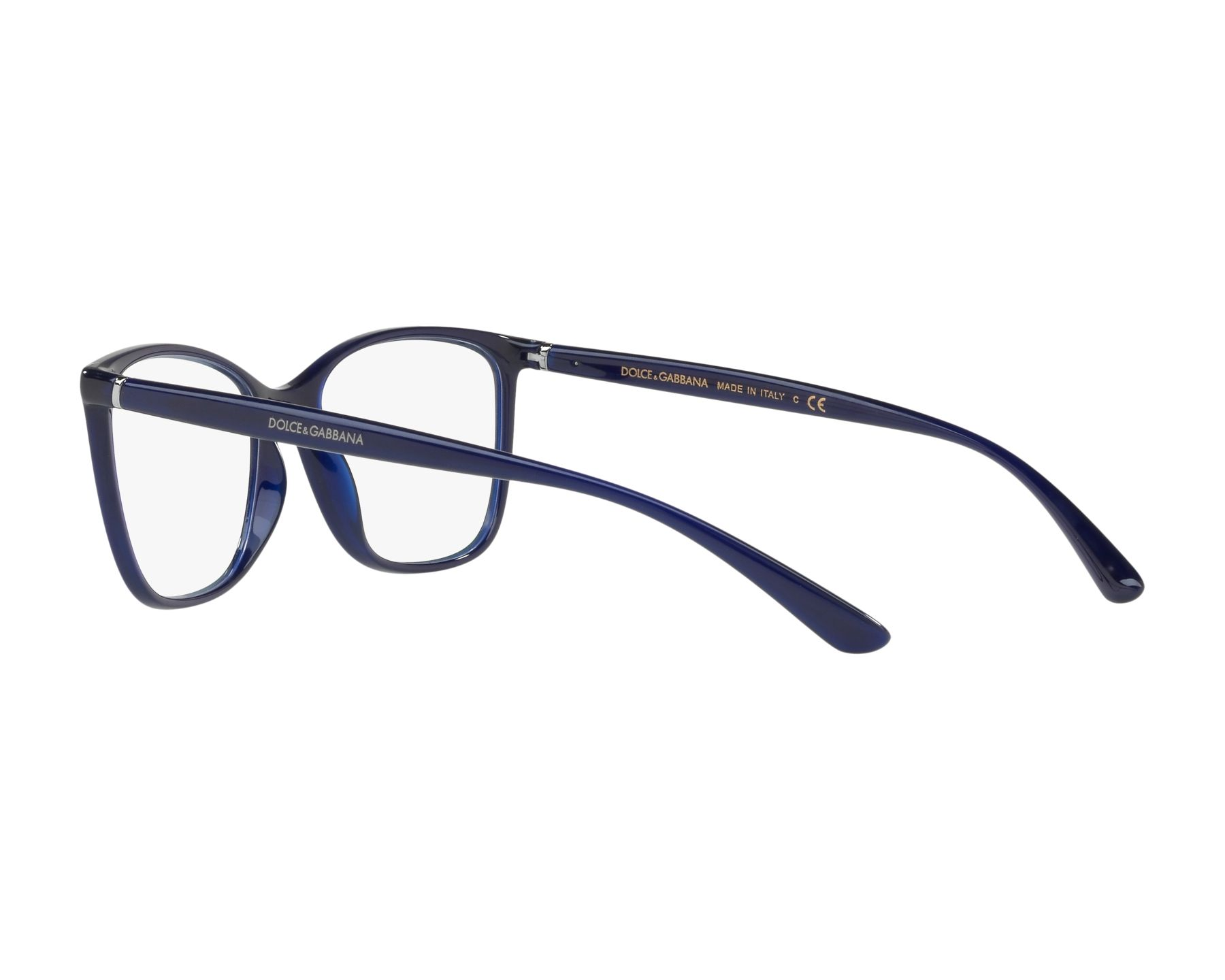 cb11d78b85e eyeglasses Dolce   Gabbana DG-5026 3094 54-17 Blue 360 degree view 5