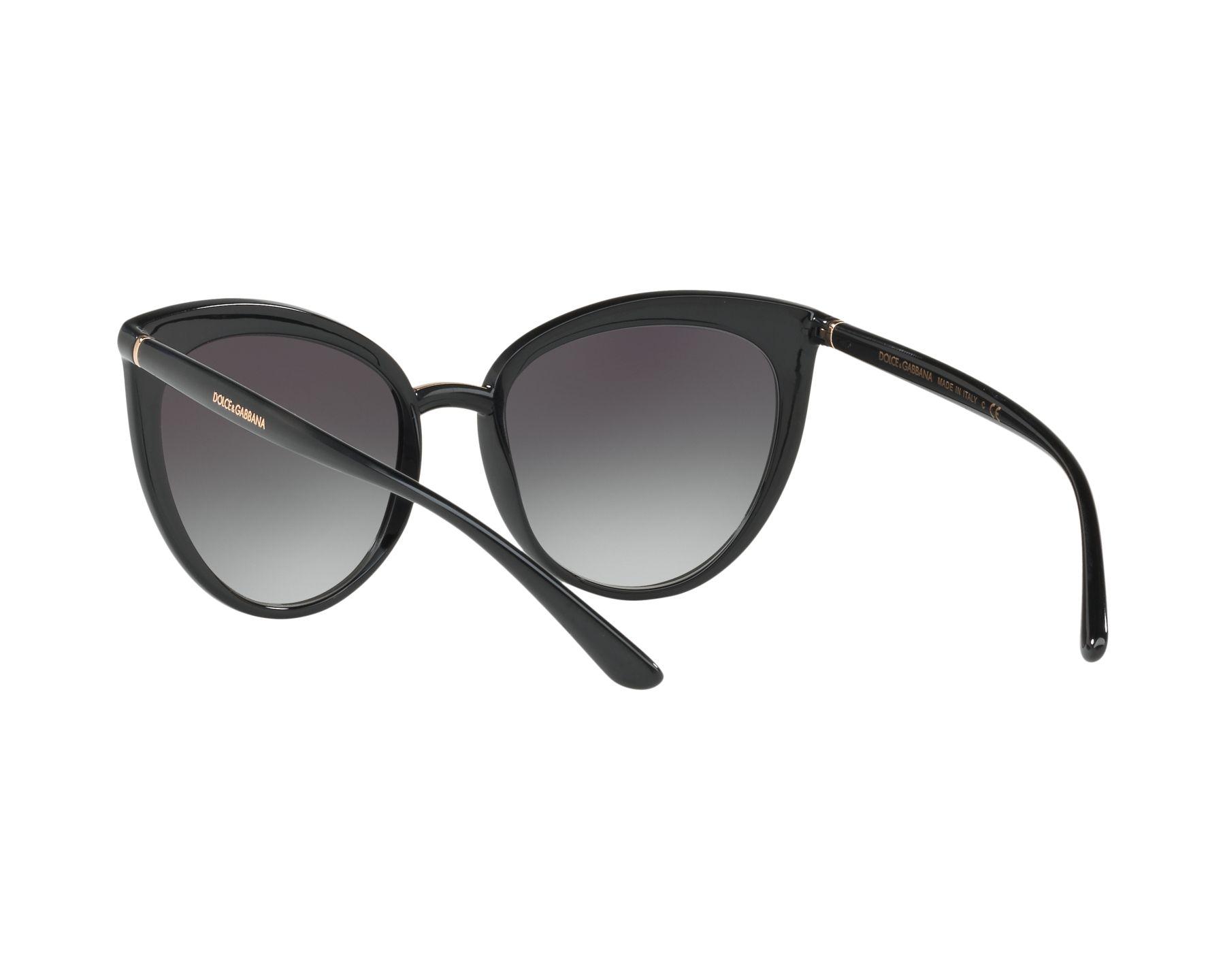 Dolce & Gabbana DG6113 501/8G 55-18 qWS5X