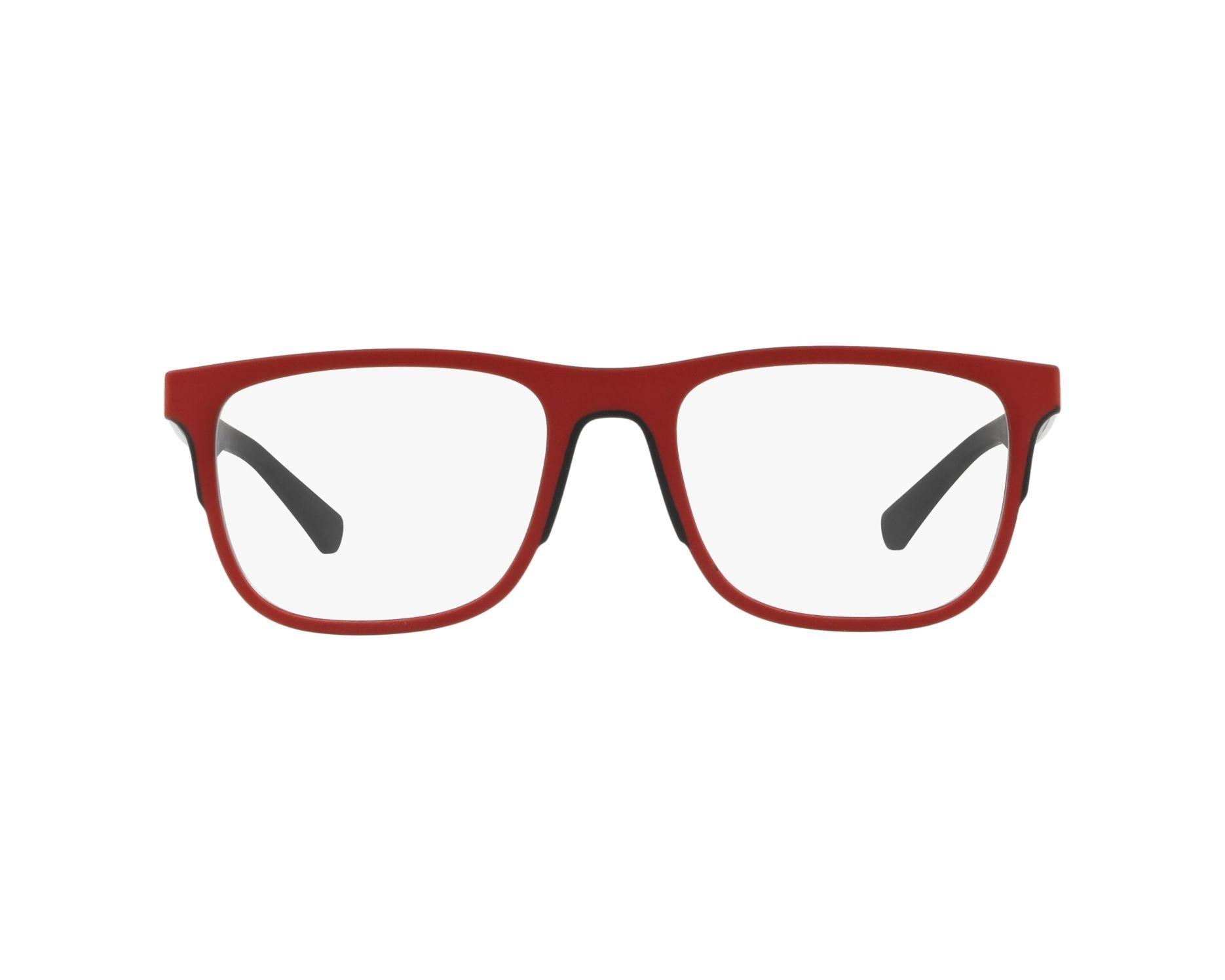 Emporio Armani Eyeglasses Red EA-3133 5666 - Visionet US