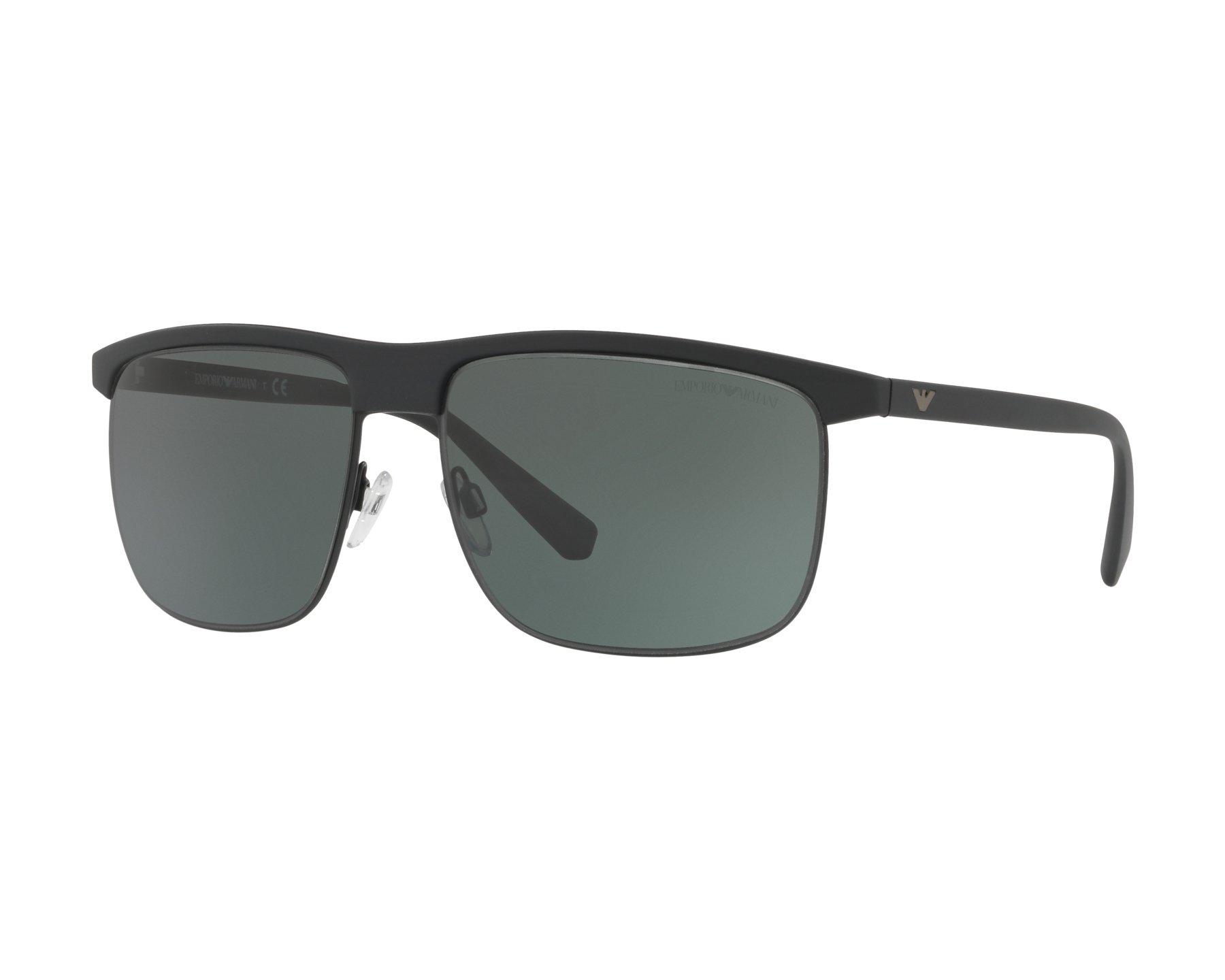 7e9a0059985 Sunglasses Emporio Armani EA-4108 504271 60-16 Black Gun