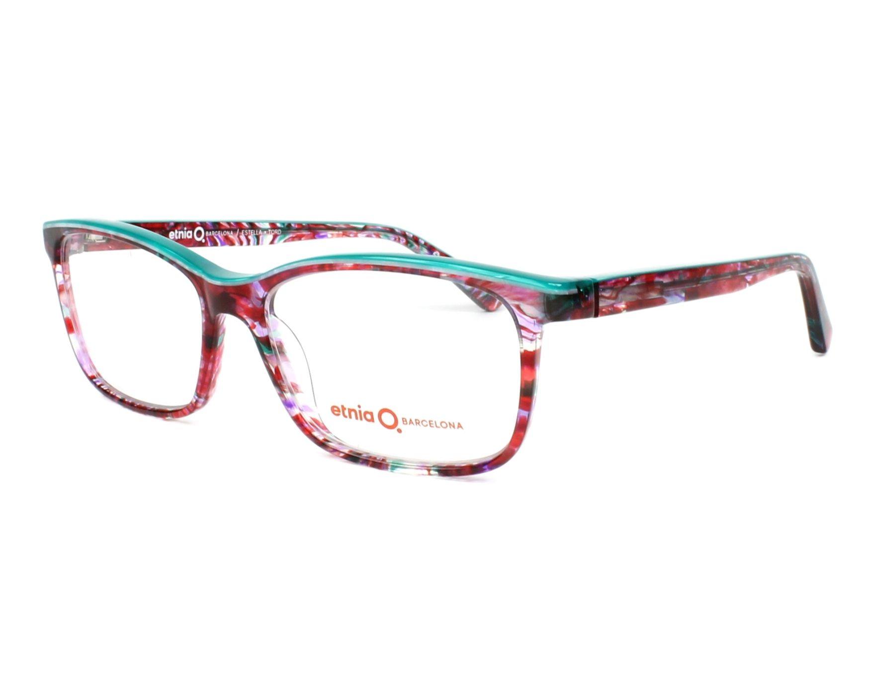 Etnia Barcelona Eyeglasses Turquoise ESTELLA TQRD - Visionet US
