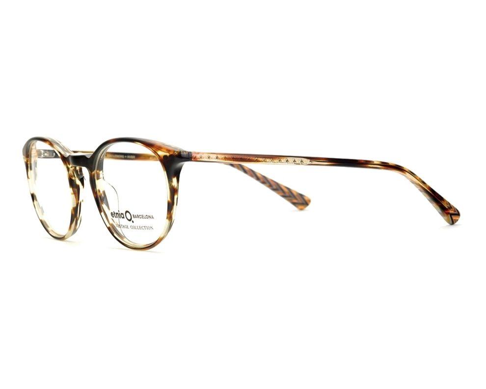 41b7da3b1b1 eyeglasses Etnia Barcelona KREUZBERG HVBR 47-20 Havana Gold profile view
