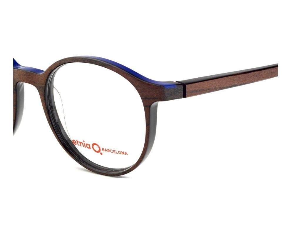 Etnia Barcelona Eyeglasses Wood NARA BRBL - Visionet US