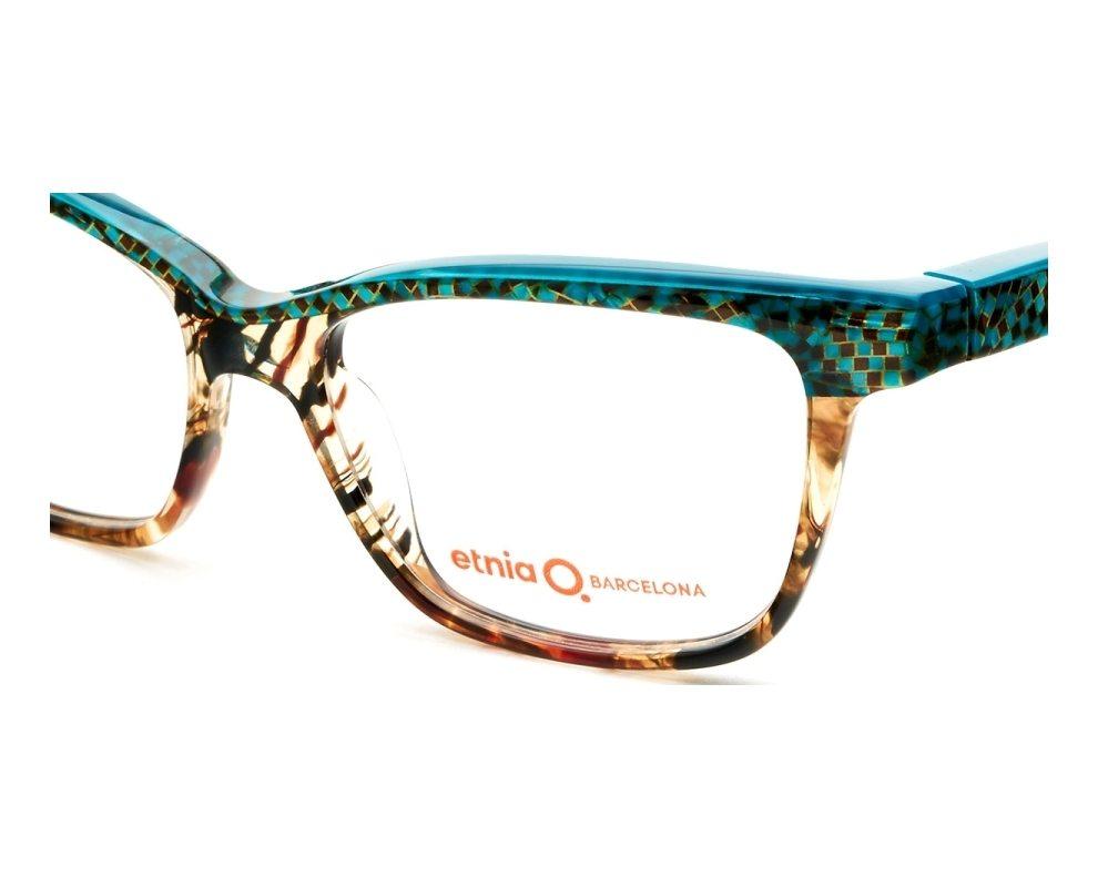 Etnia Barcelona Eyeglasses Brown WELS BRTQ - Visionet US