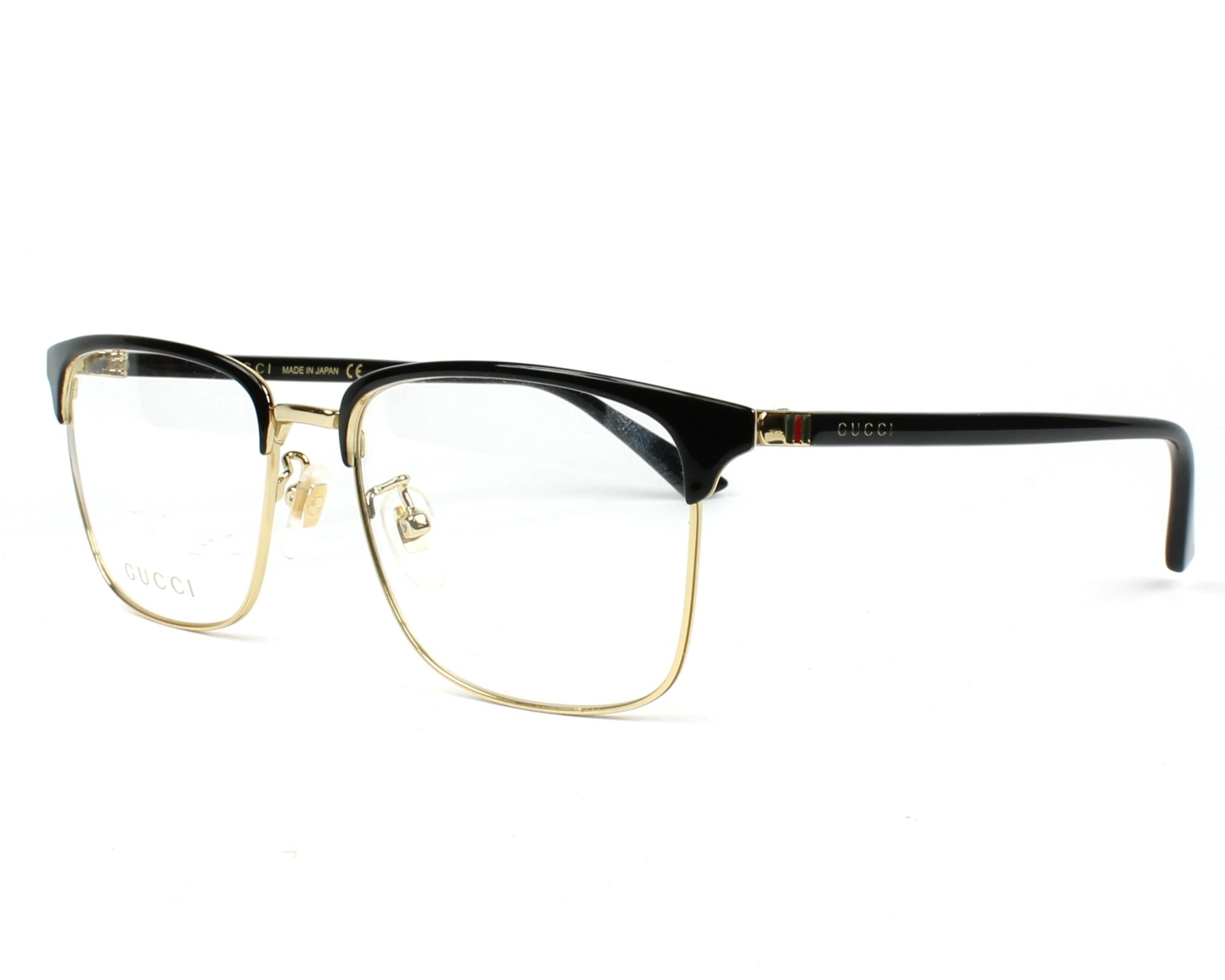 Glasses Frames Adjustment : Order your Gucci eyeglasses GG01300 001 53 today