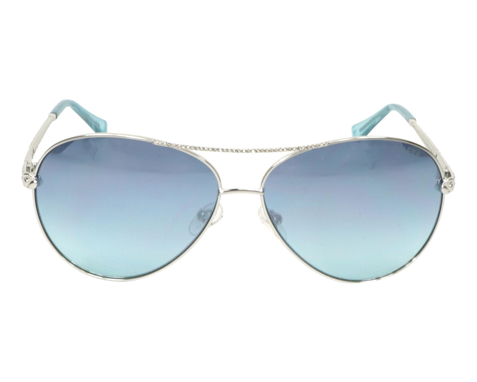 Sunglasses Guess GU-7470-S 10X 60-13 Silver front view e735736fa077