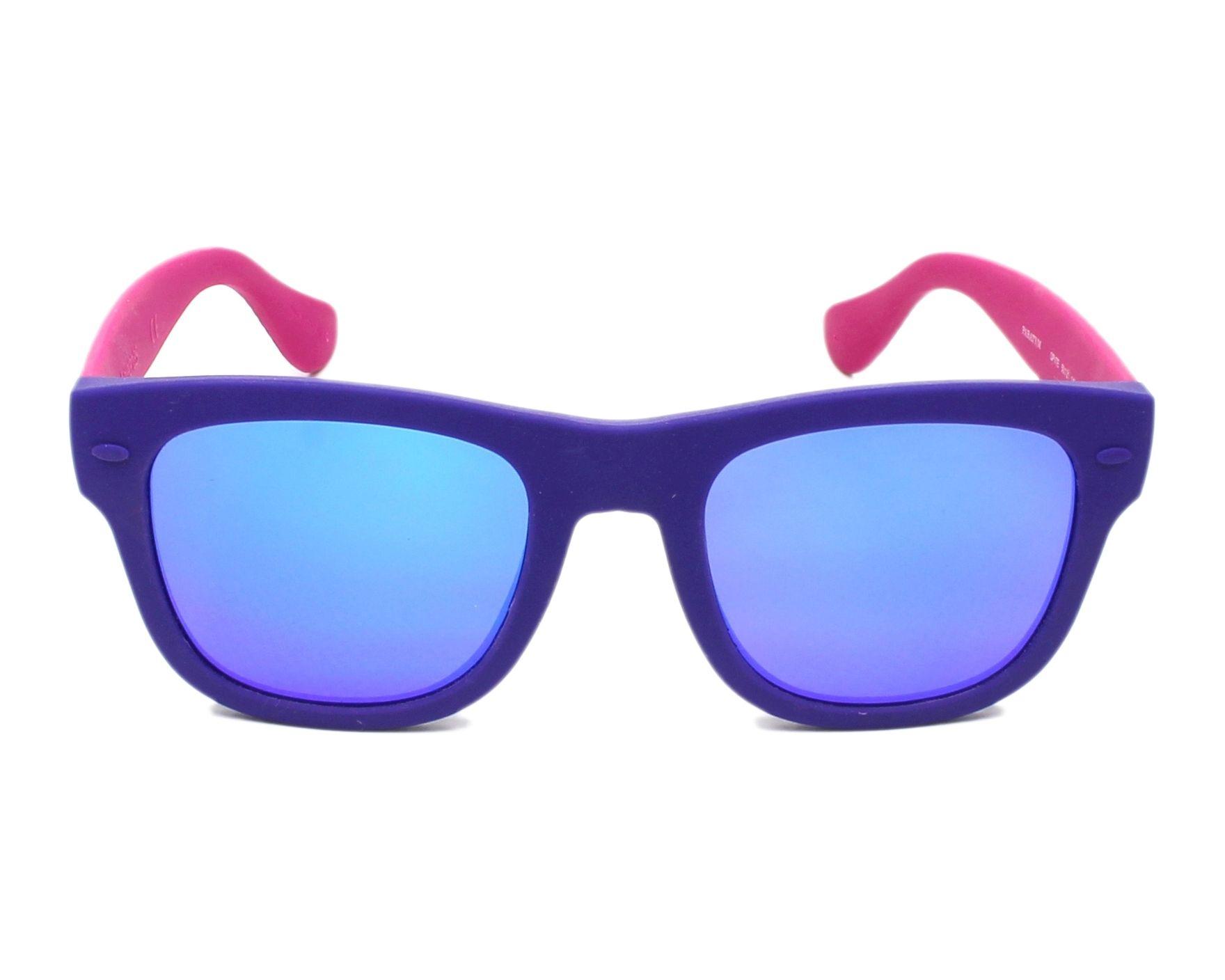 bfbe5546382 Sunglasses Havaianas PARATY-M QPV TE 50-21 Purple Fuchsia front view