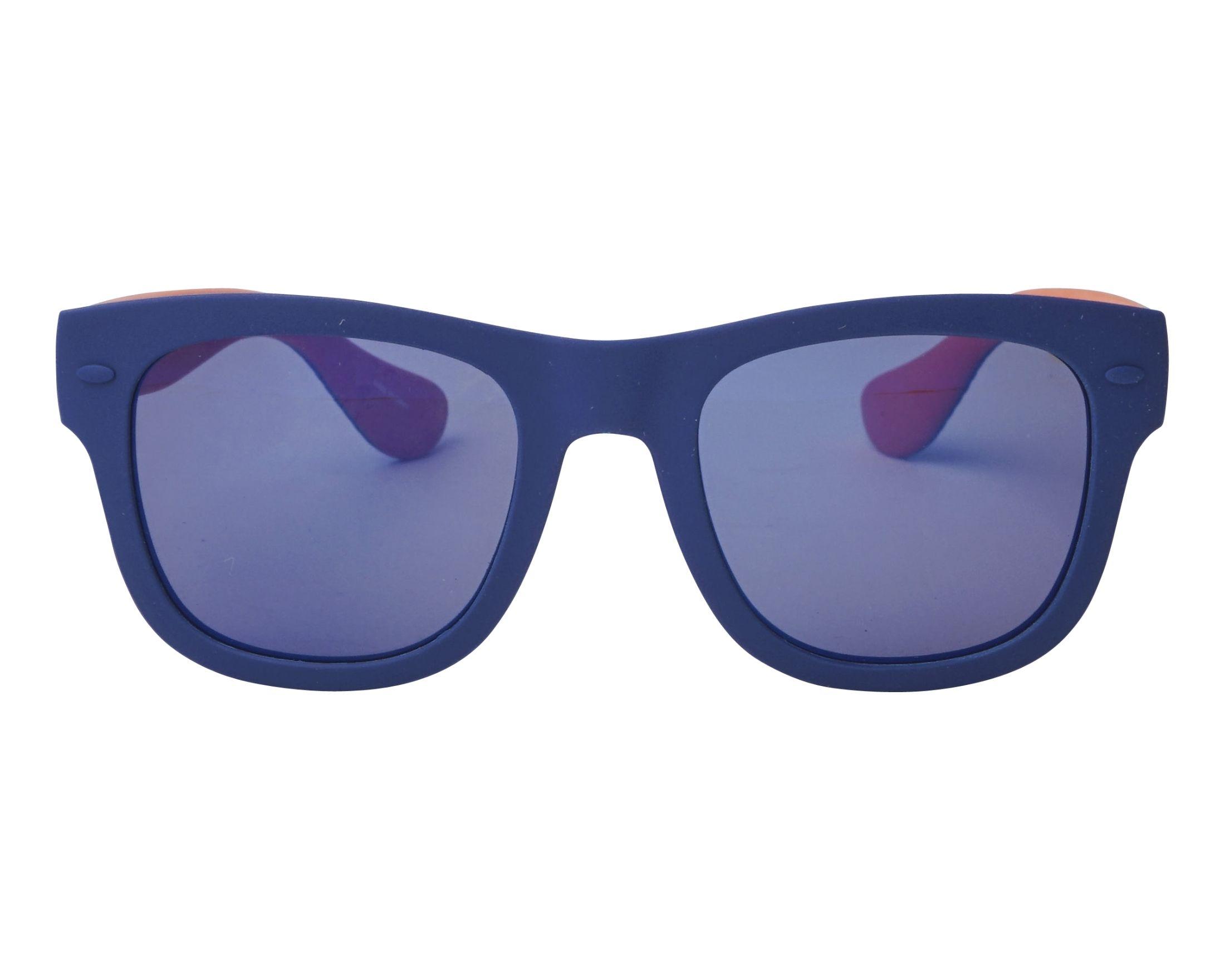3975ea83474 Sunglasses Havaianas PARATY-M RTCXT 50-21 Blue Orange front view