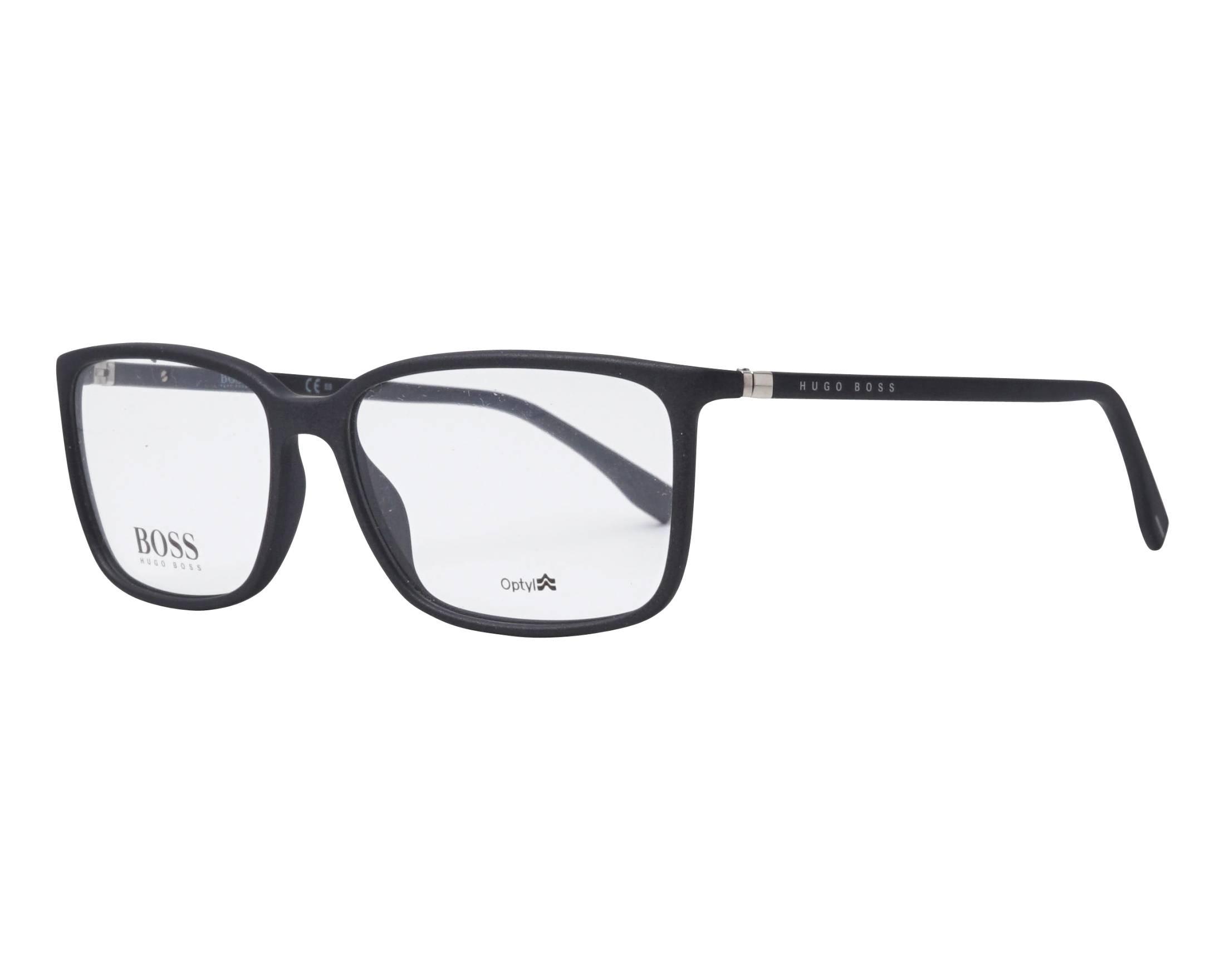 42bc42e3da1 eyeglasses Hugo Boss BOSS-0679 KB7 56-15 Grey profile view