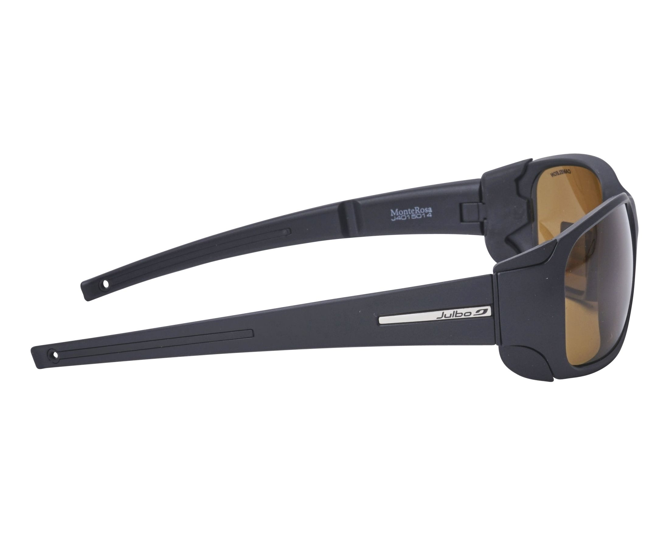 5a73132496 Sunglasses Julbo J401 5014 58-15 Black side view