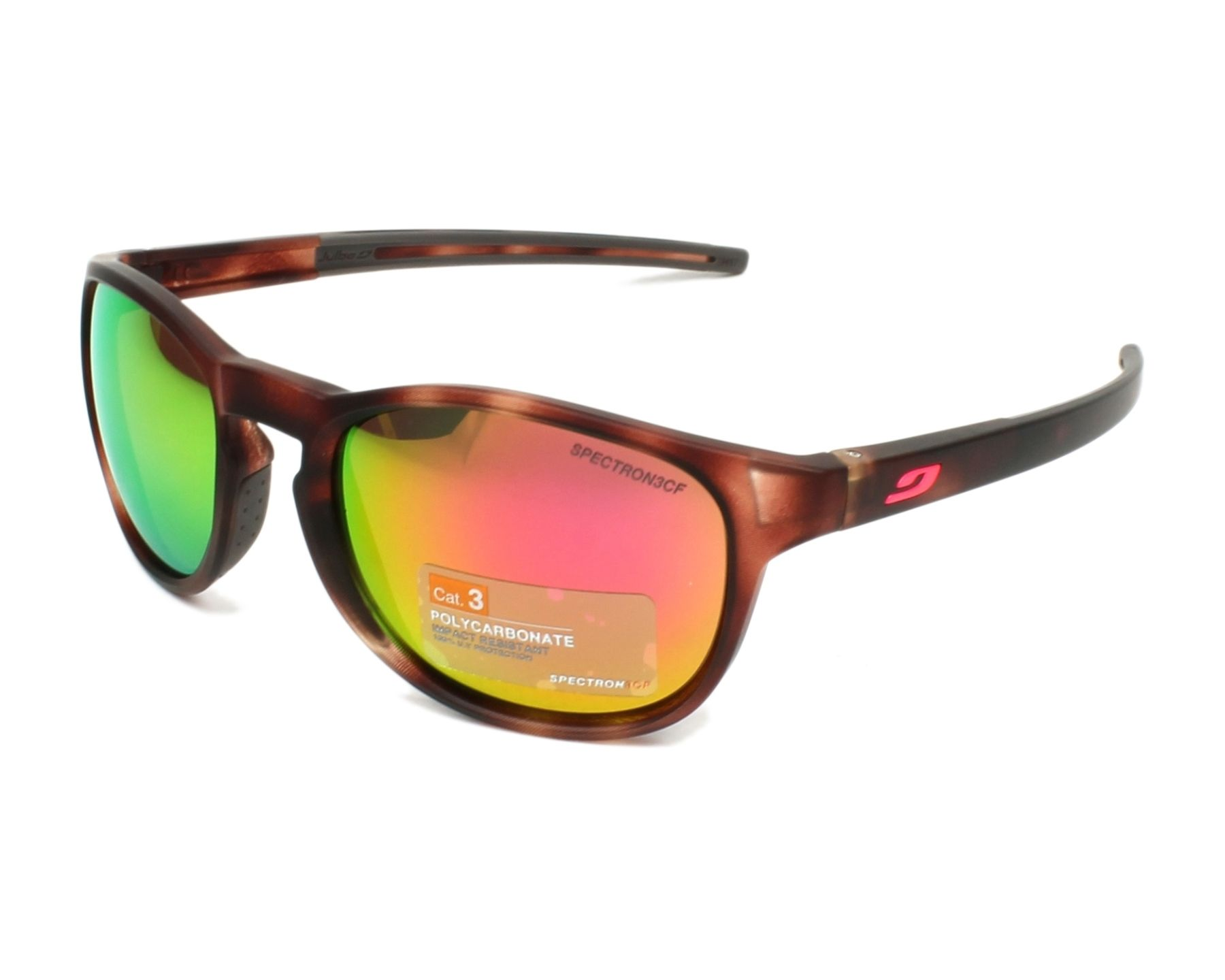 7600f8c1dd Sunglasses Julbo J503 1151 51-17 Havana profile view