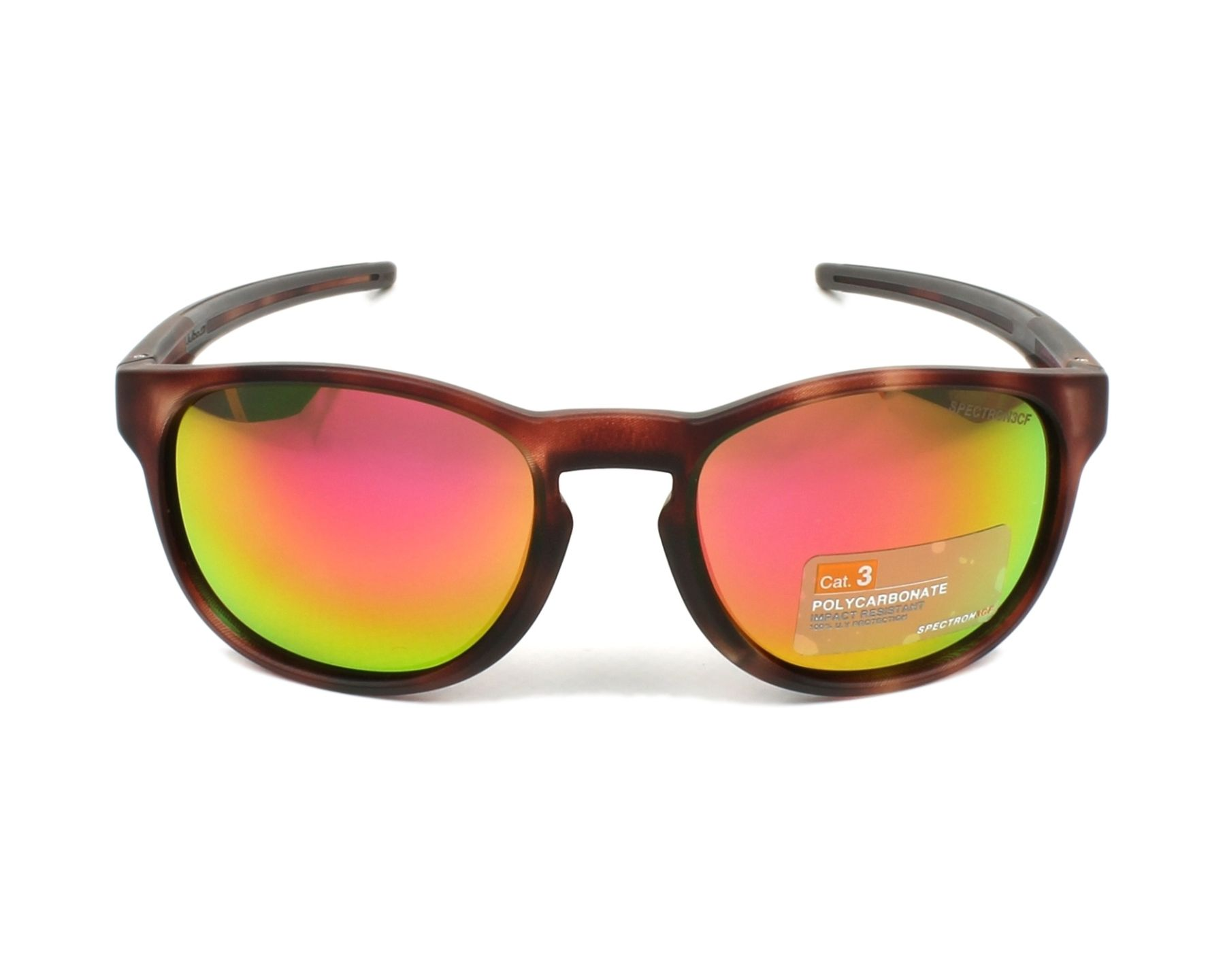 d386d655d7 Sunglasses Julbo J503 1151 51-17 Havana front view