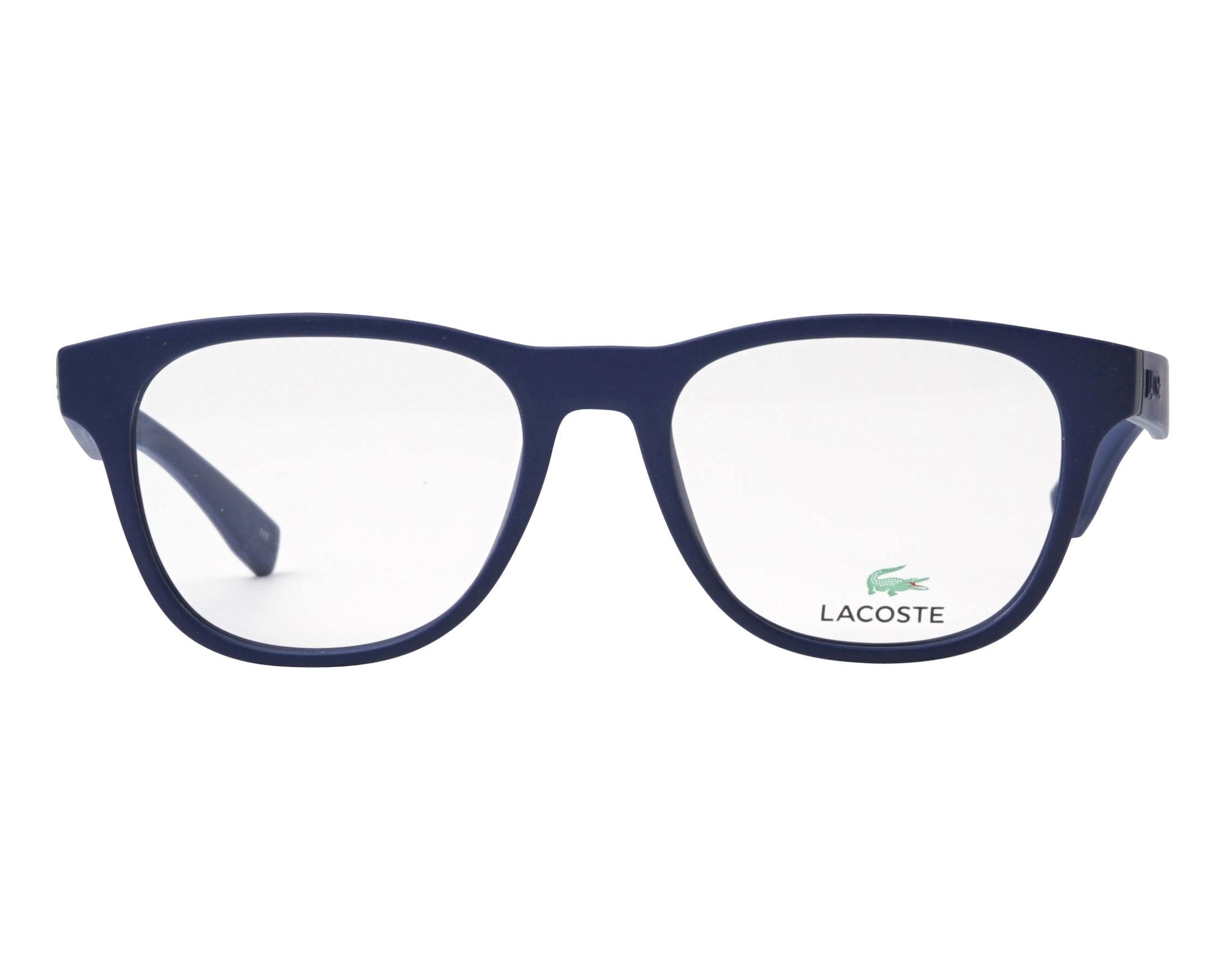 561eff43d71c eyeglasses Lacoste L-2795 424 52-18 Blue front view