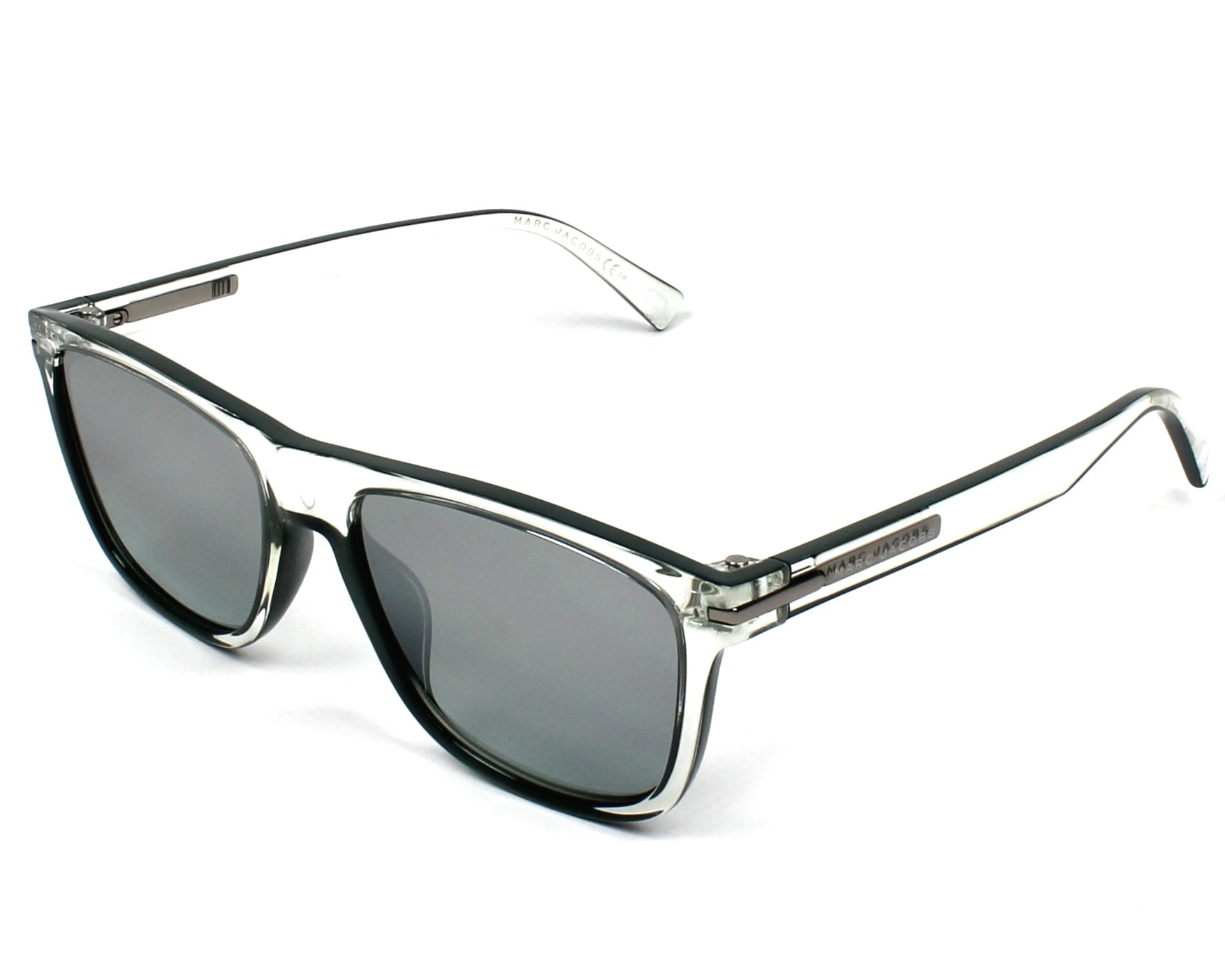 Sunglasses Marc Jacobs MARC-221-S 0OX GY 55-18 Crystal Green d4fadc7b7aaa