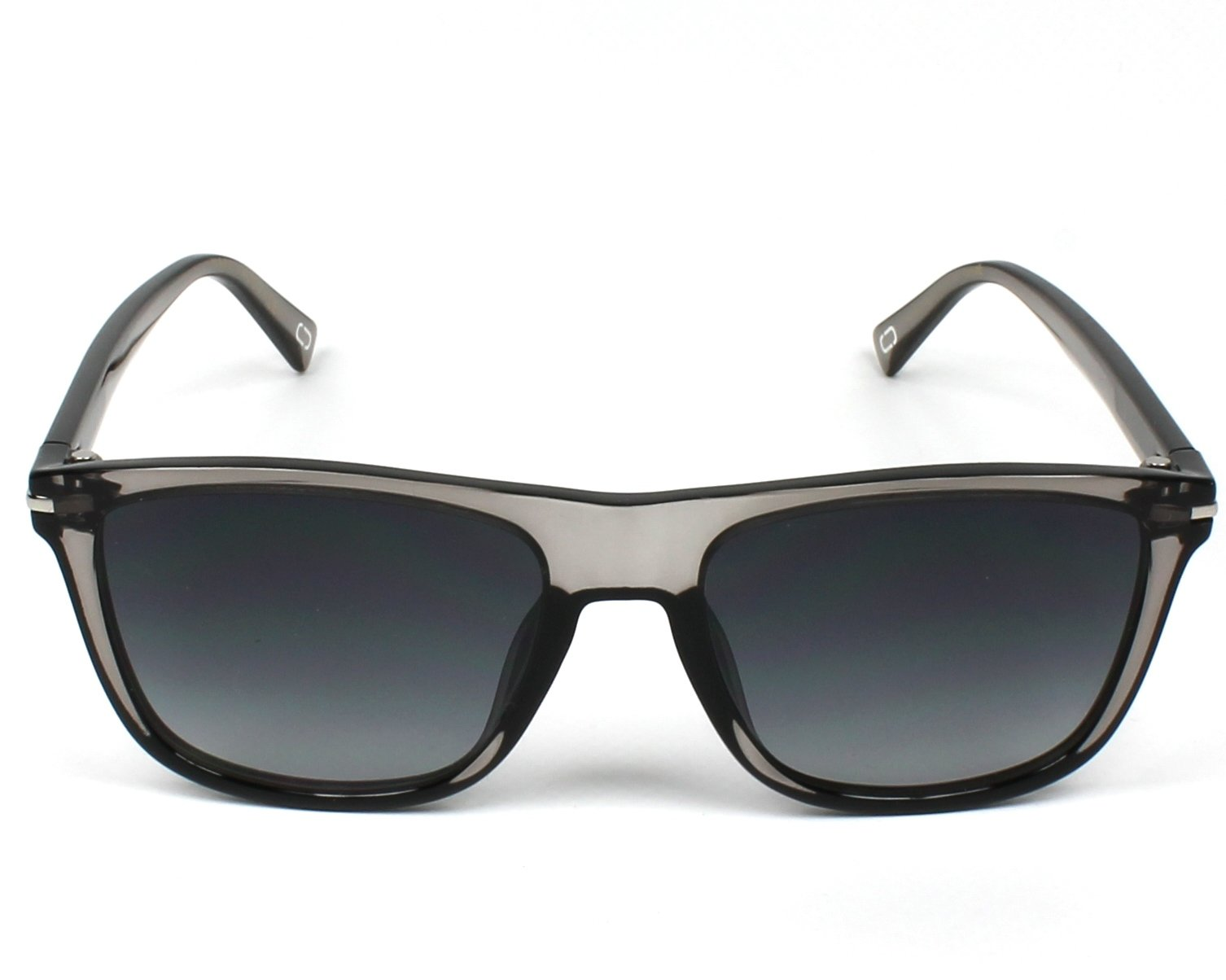 Sunglasses Marc Jacobs MARC-221-S R6S 9O 55-18 Grey front bc508008d5cf