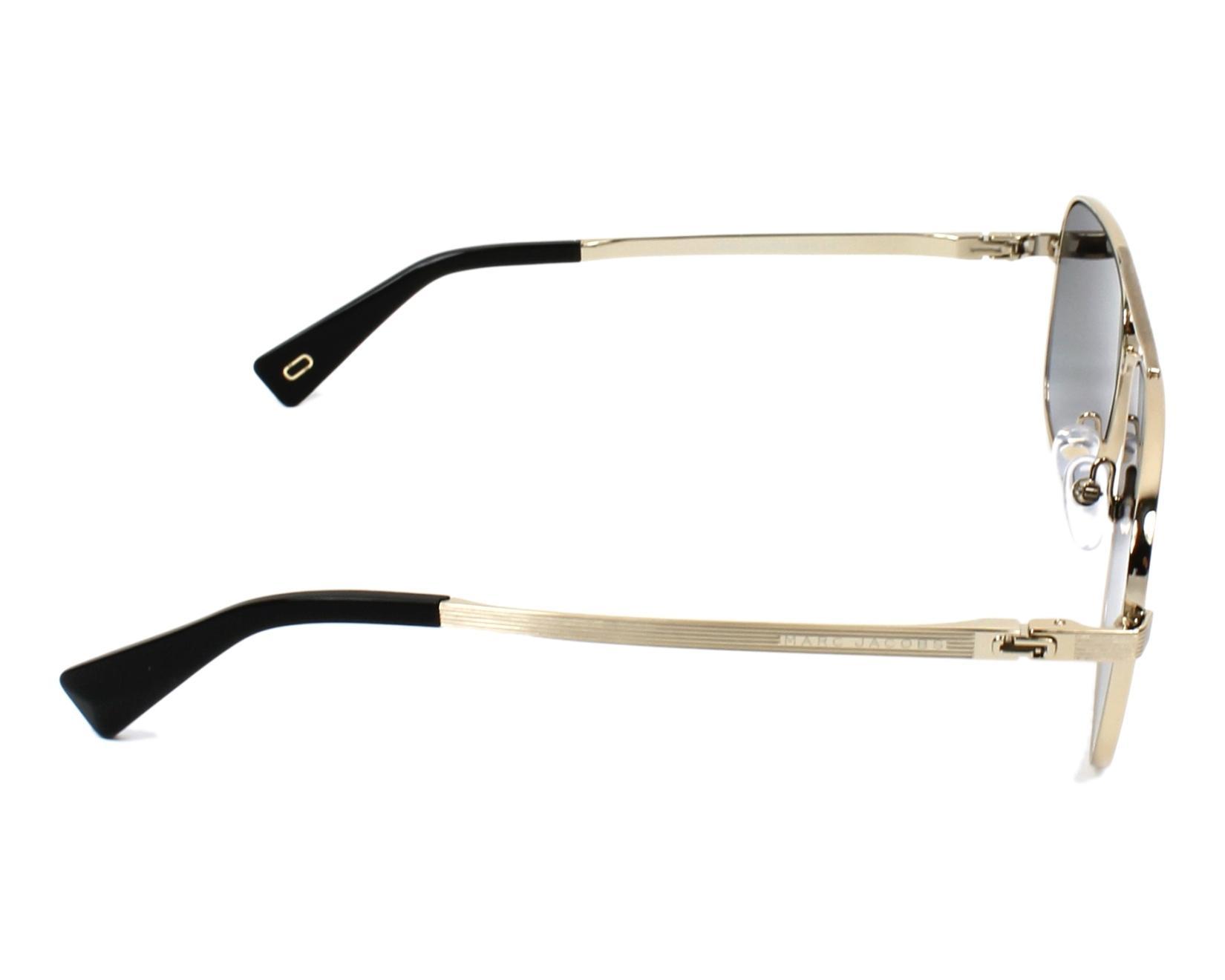 df637f0f85a Sunglasses Marc Jacobs MARC-241-S J5G FQ 59-15 Gold side